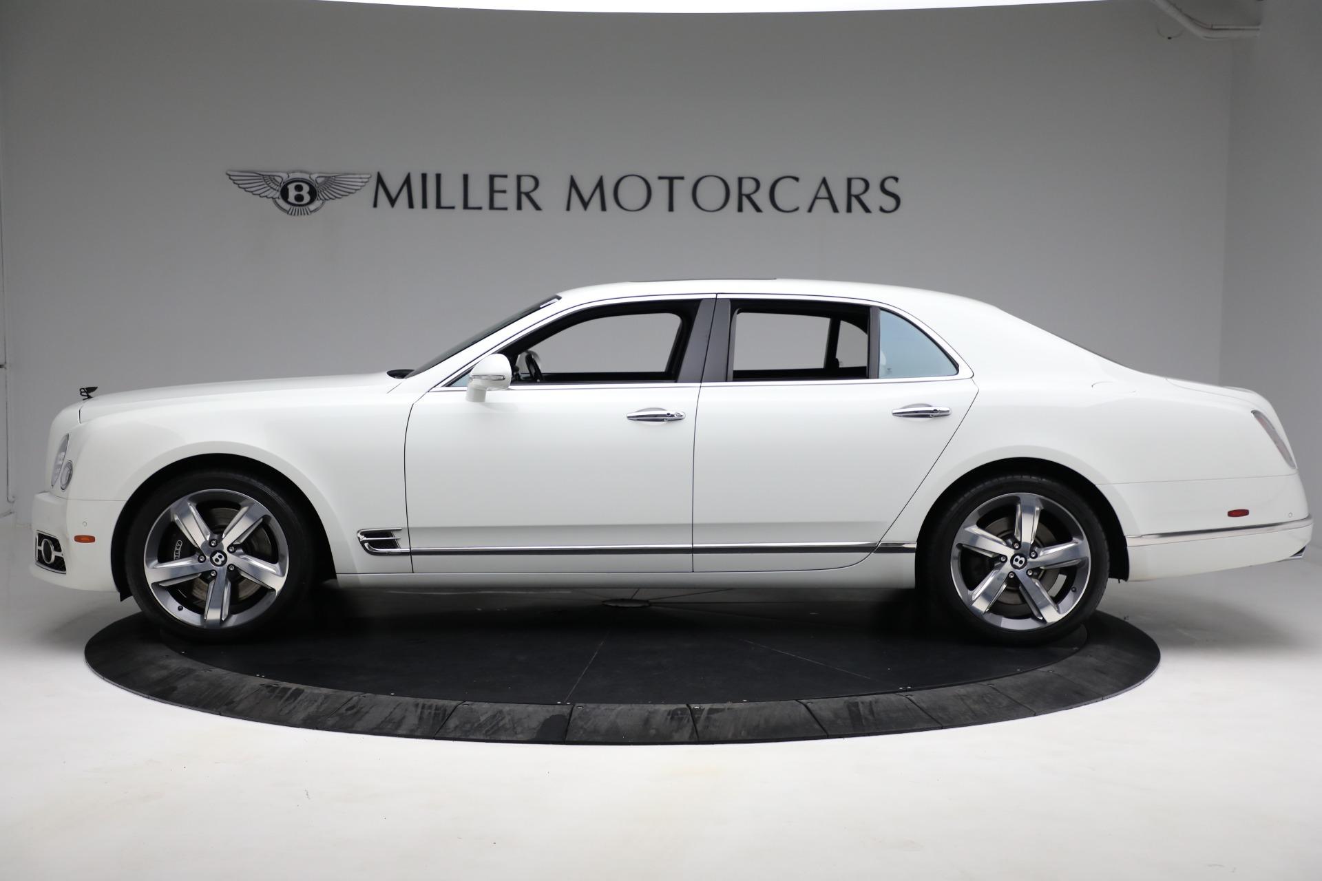 New 2018 Bentley Mulsanne Speed For Sale In Greenwich, CT 2075_p2