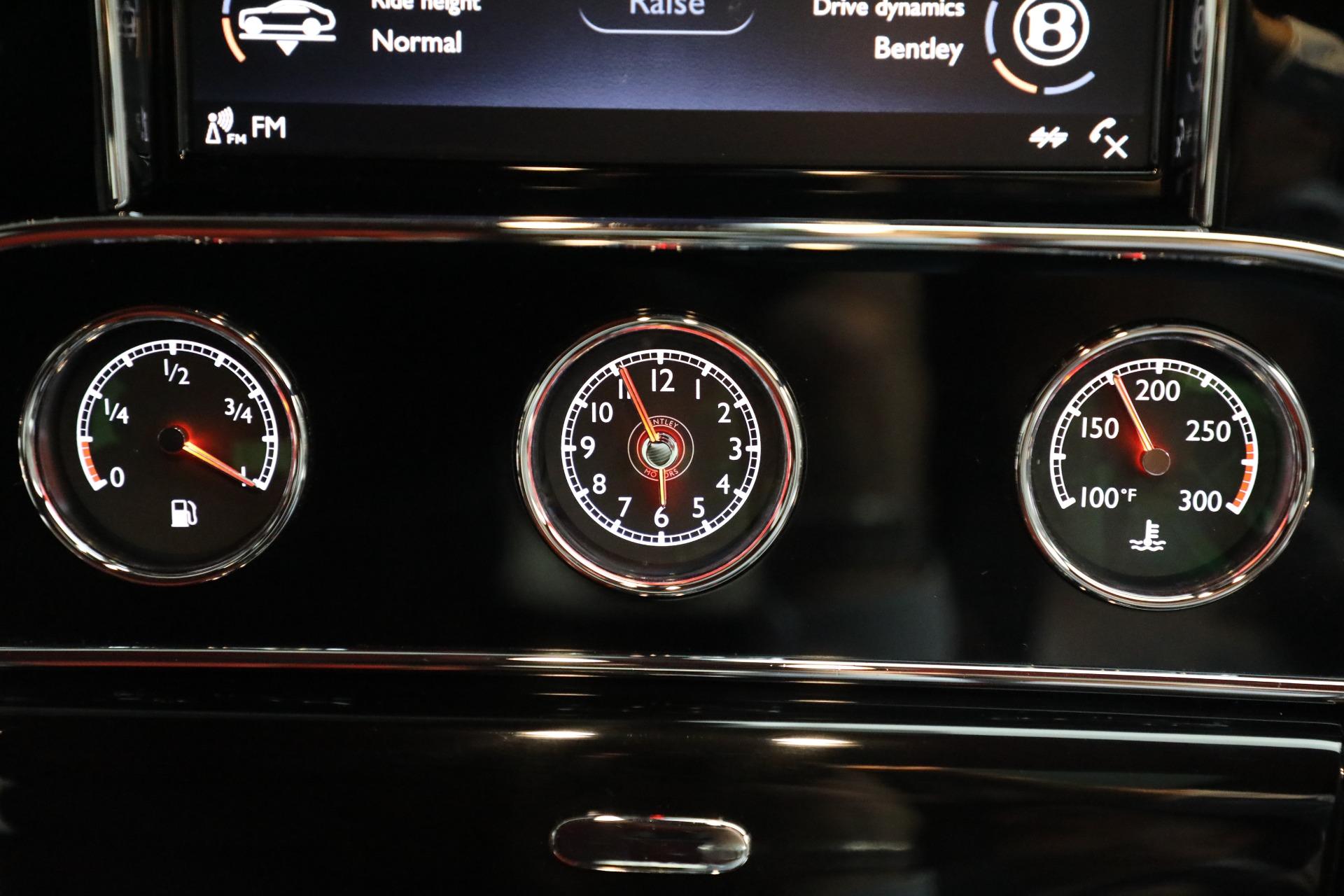 New 2018 Bentley Mulsanne Speed For Sale In Greenwich, CT 2075_p31