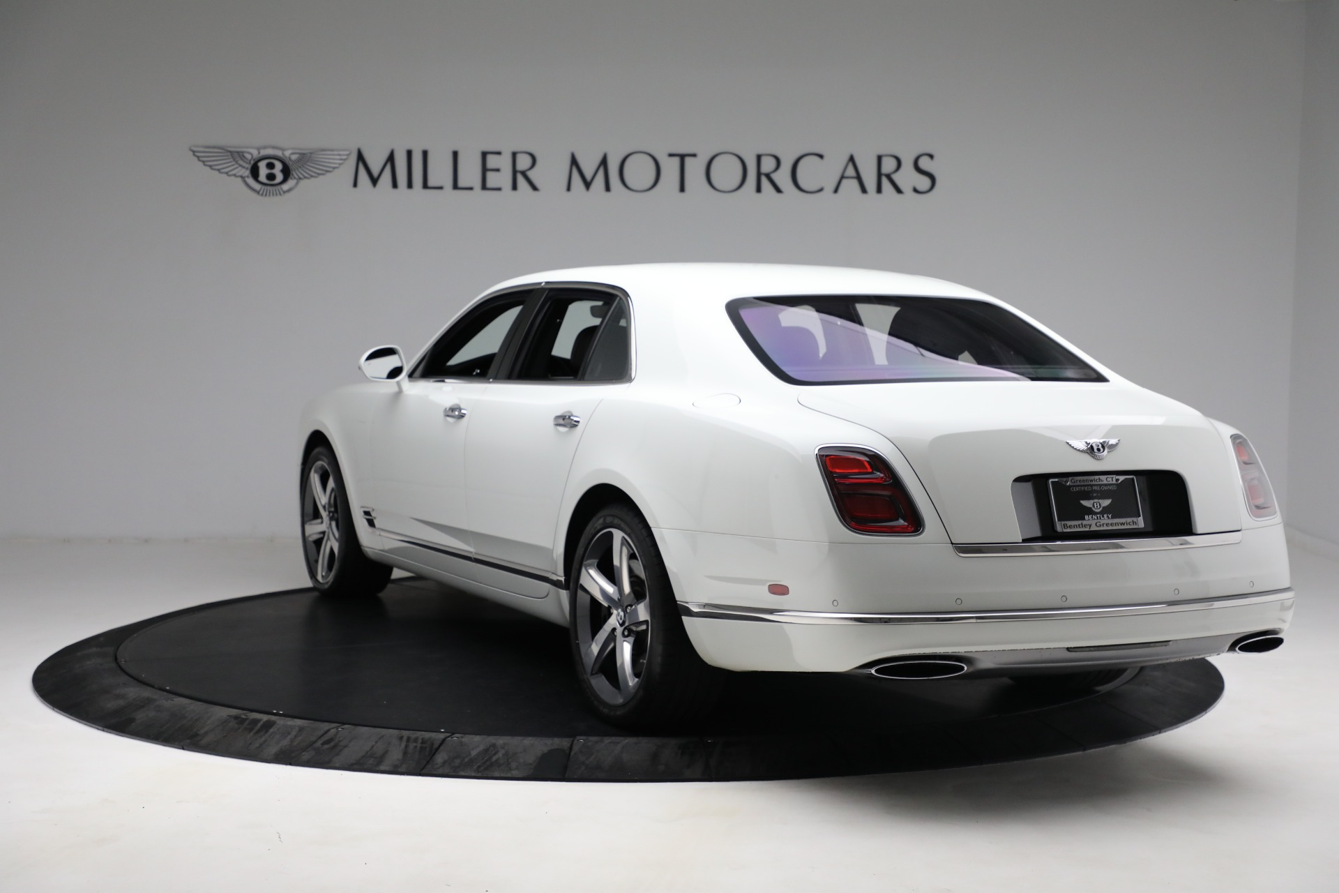 Used 2018 Bentley Mulsanne Speed For Sale In Greenwich, CT 2075_p4