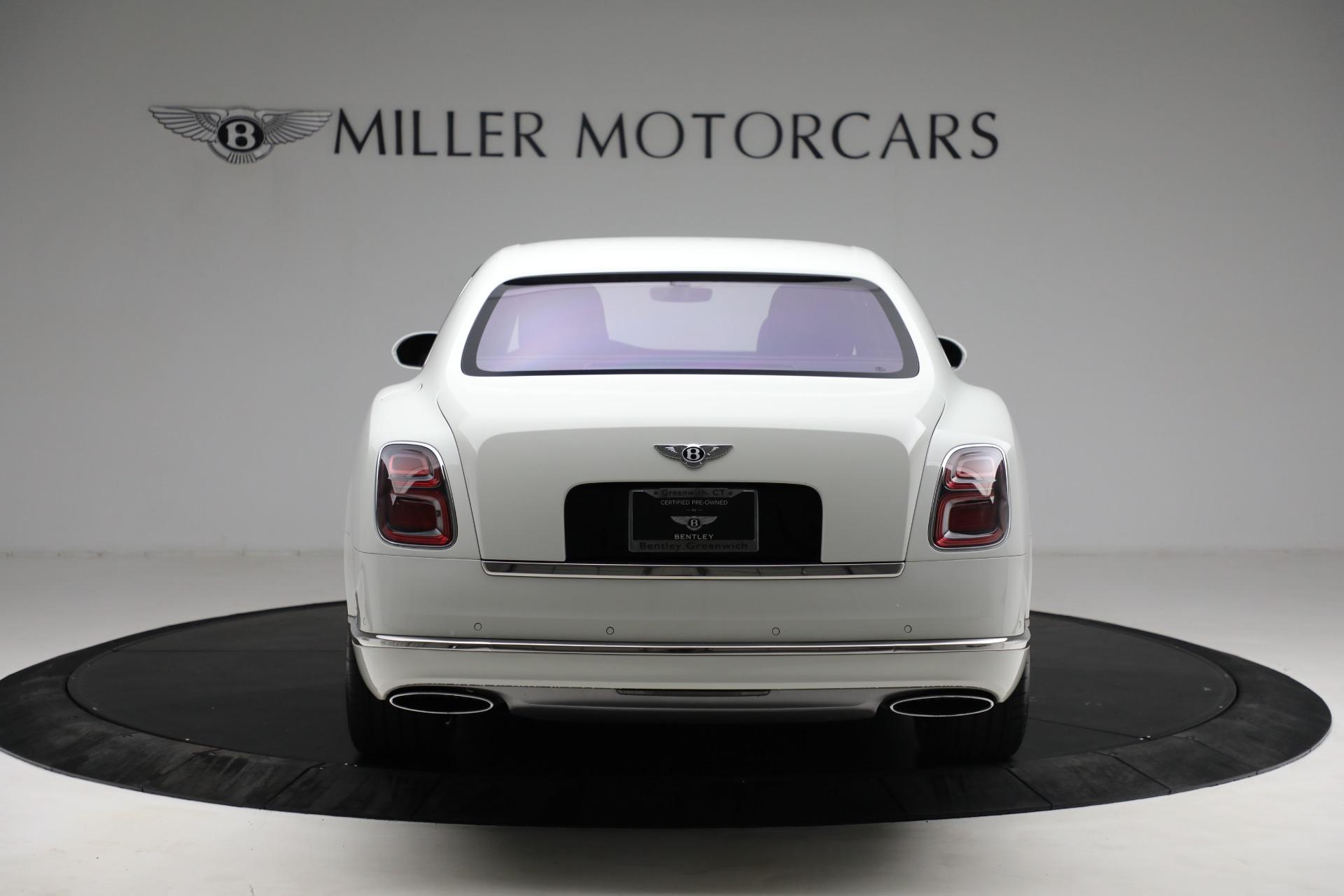 New 2018 Bentley Mulsanne Speed For Sale In Greenwich, CT 2075_p5