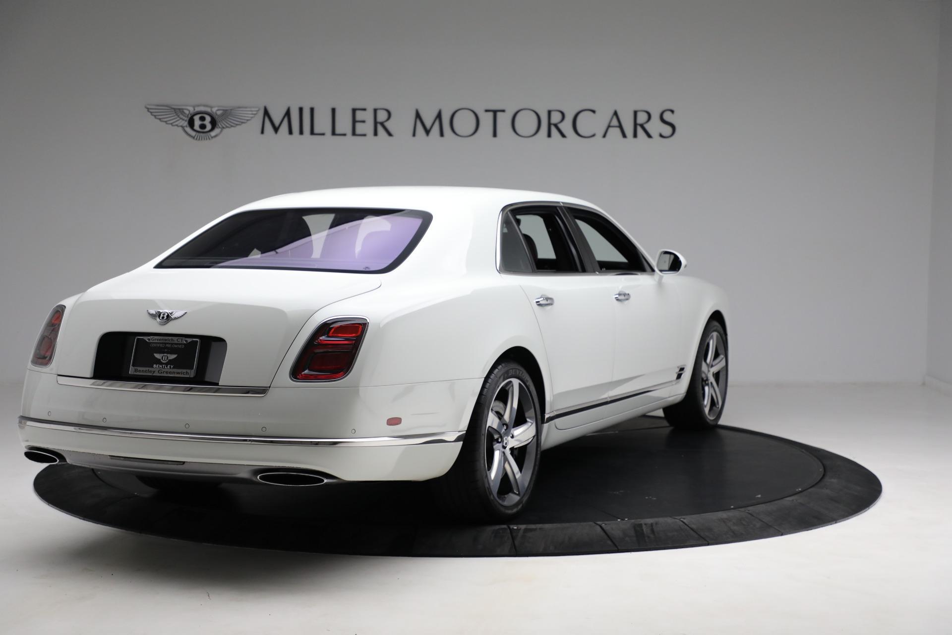 New 2018 Bentley Mulsanne Speed For Sale In Greenwich, CT 2075_p6