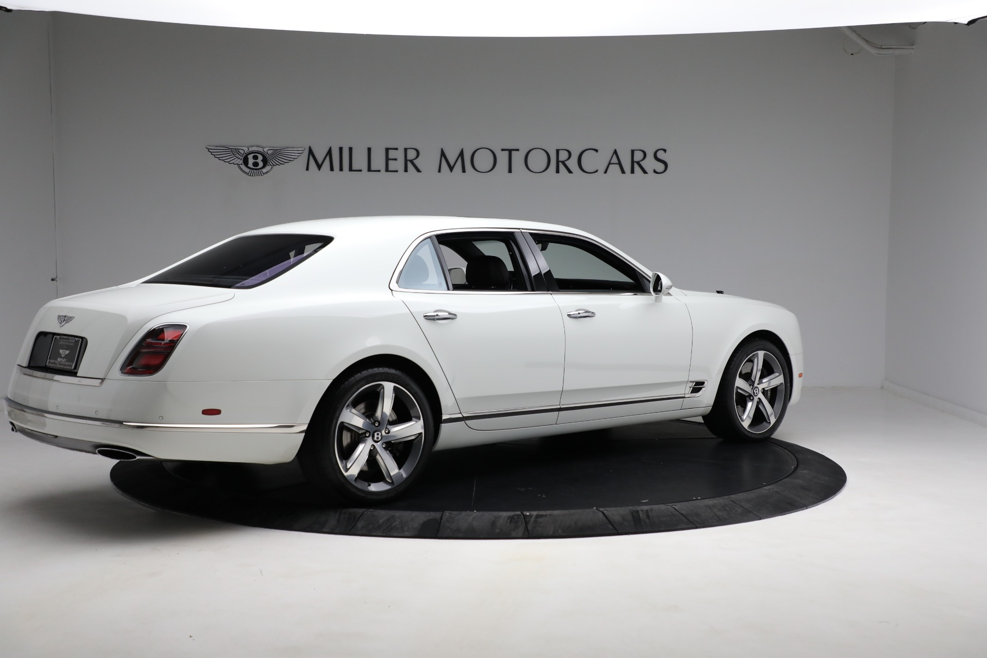 New 2018 Bentley Mulsanne Speed For Sale In Greenwich, CT 2075_p7