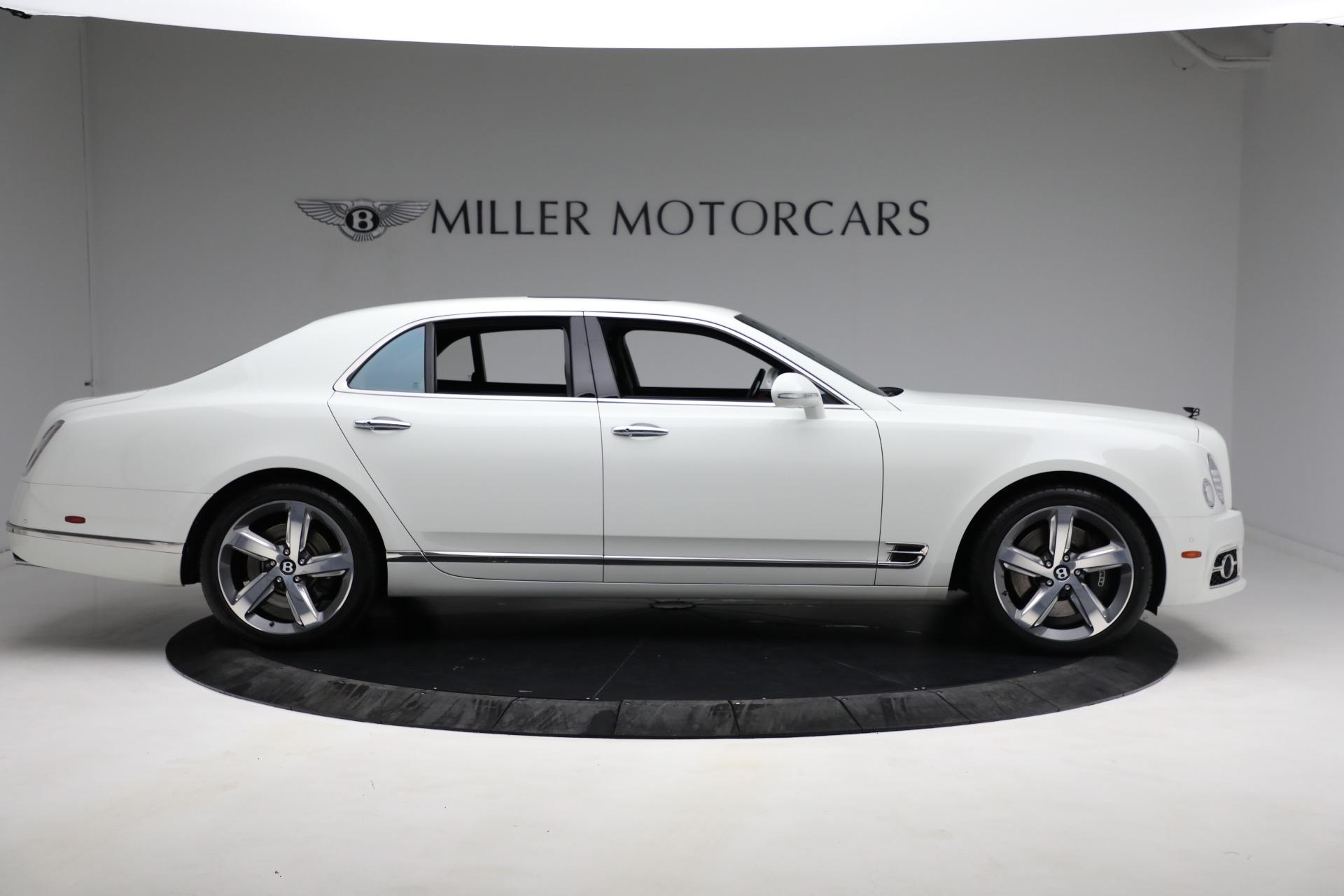 New 2018 Bentley Mulsanne Speed For Sale In Greenwich, CT 2075_p8
