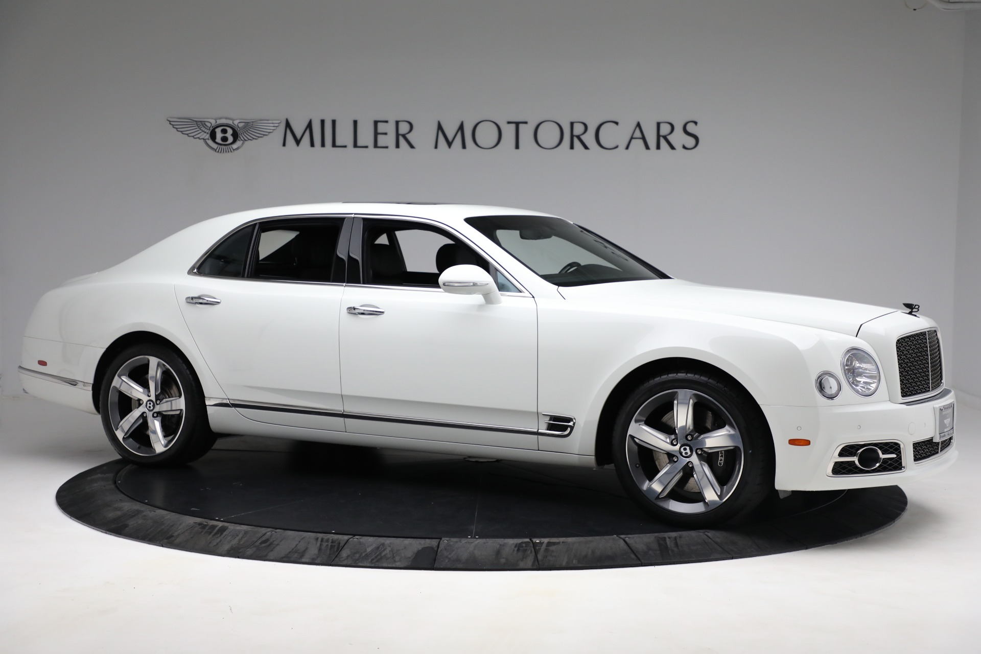 Used 2018 Bentley Mulsanne Speed For Sale In Greenwich, CT 2075_p9