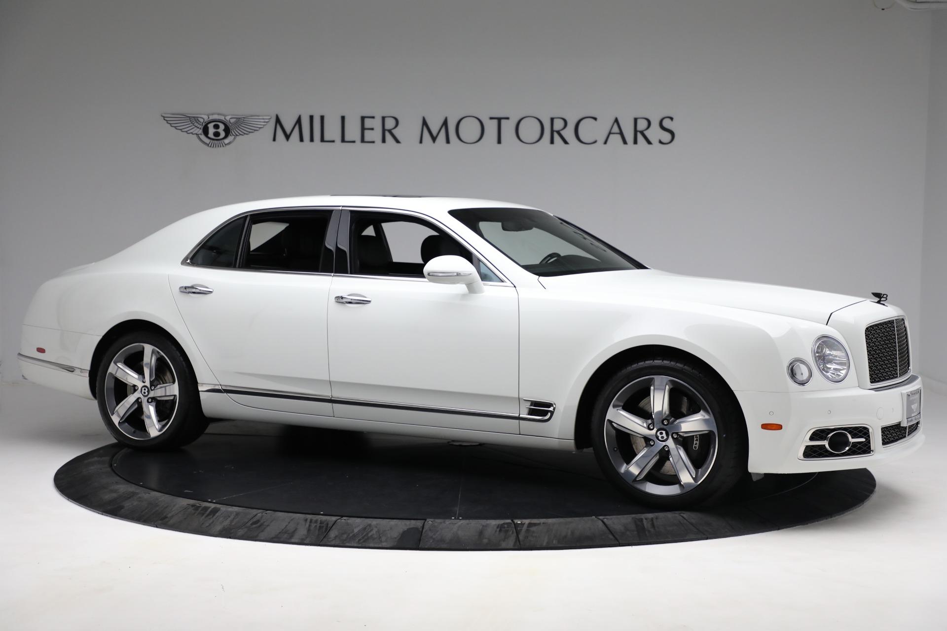 New 2018 Bentley Mulsanne Speed For Sale In Greenwich, CT 2075_p9