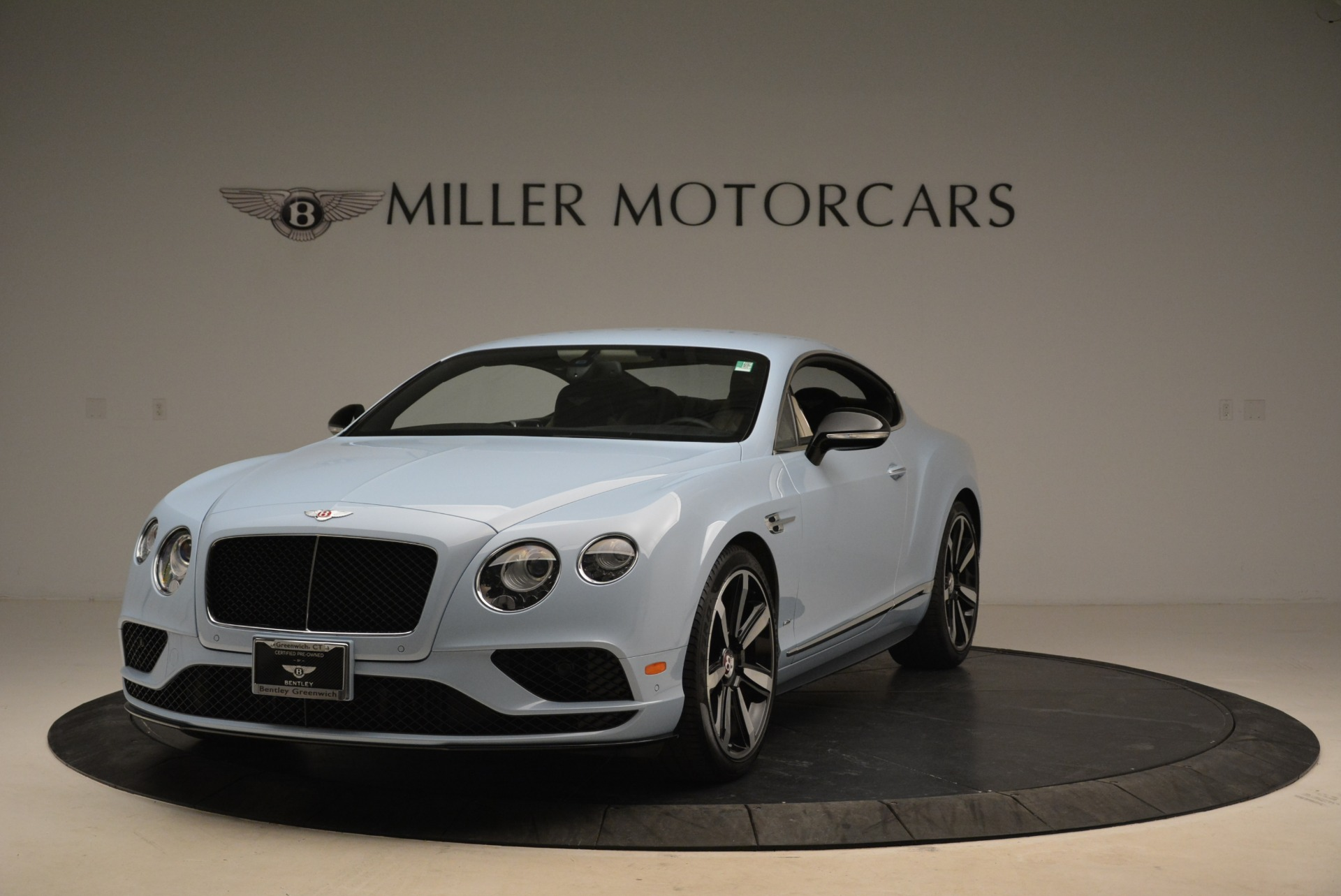 Used 2016 Bentley Continental GT V8 S For Sale In Greenwich, CT 2077_main