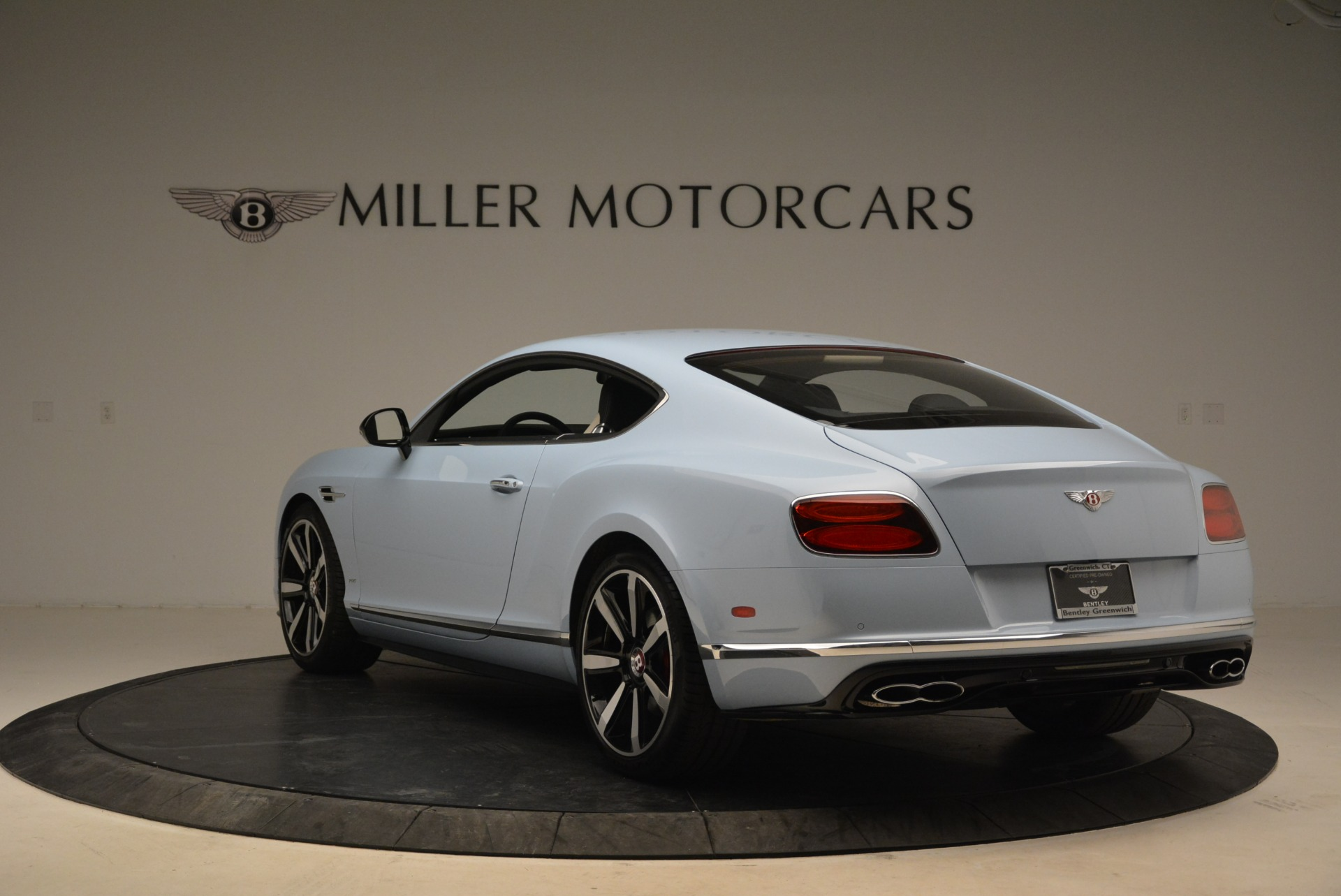 Used 2016 Bentley Continental GT V8 S For Sale In Greenwich, CT 2077_p4