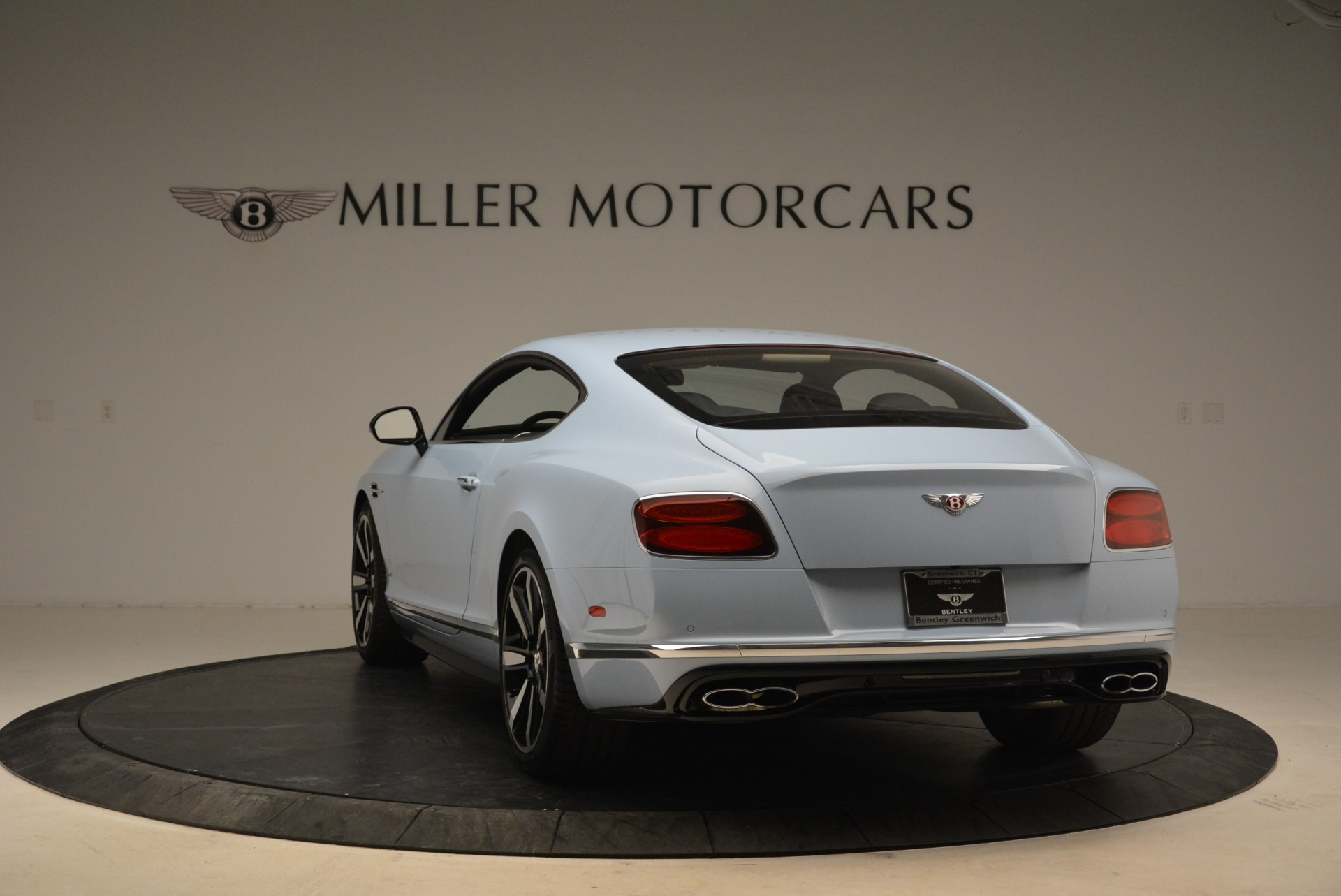 Used 2016 Bentley Continental GT V8 S For Sale In Greenwich, CT 2077_p5