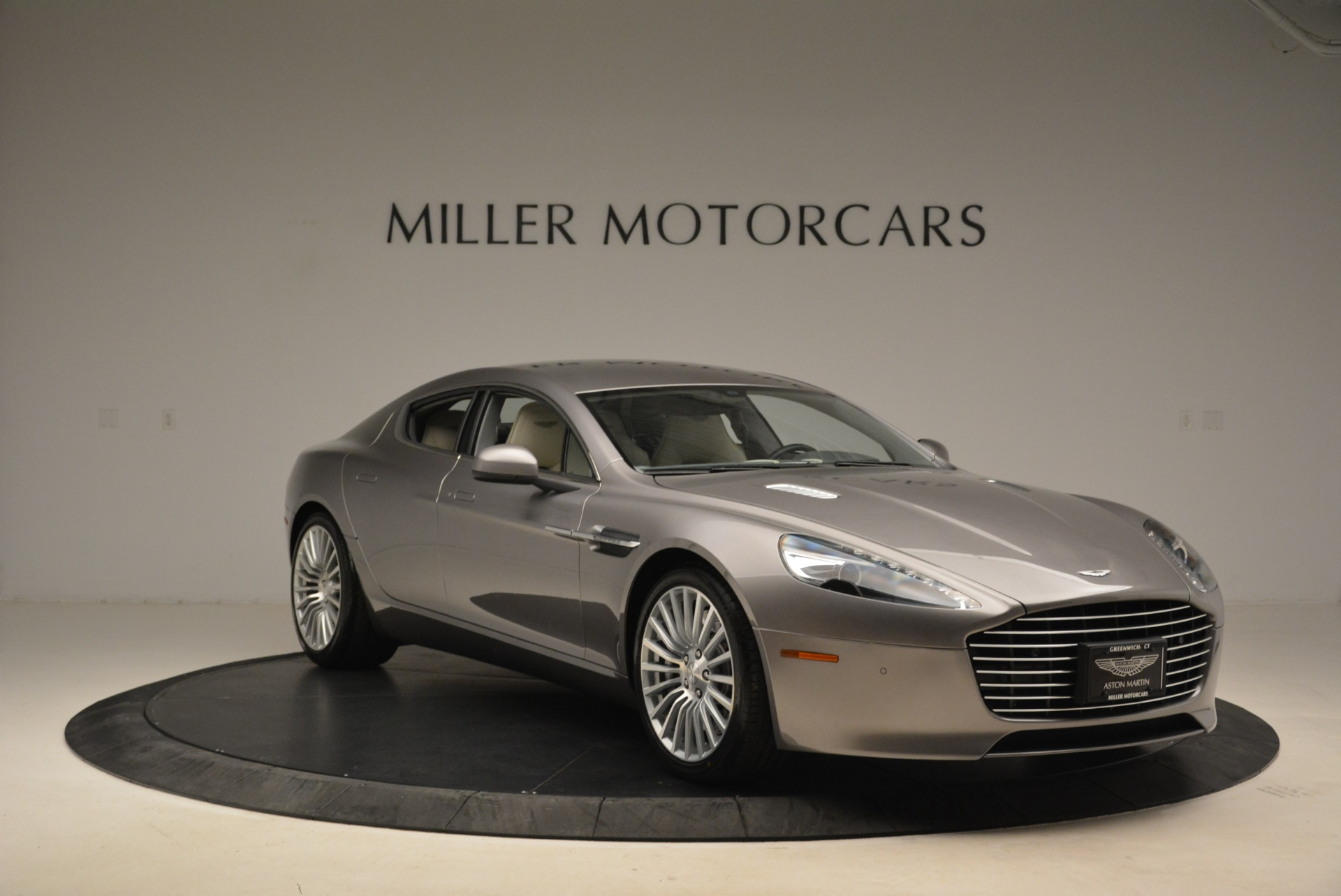 Used 2014 Aston Martin Rapide S  For Sale In Greenwich, CT 2079_p11