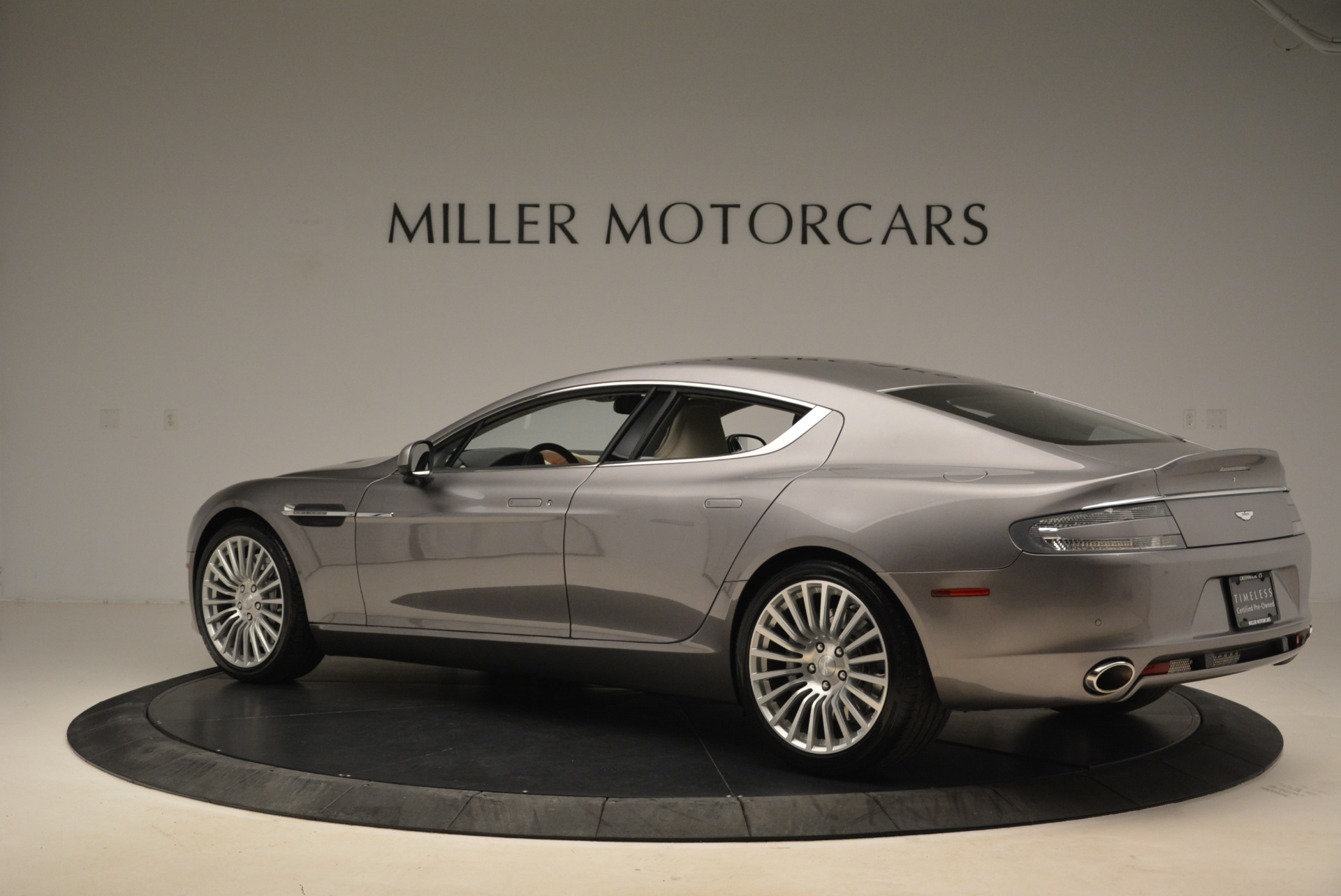 Used 2014 Aston Martin Rapide S  For Sale In Greenwich, CT 2079_p4
