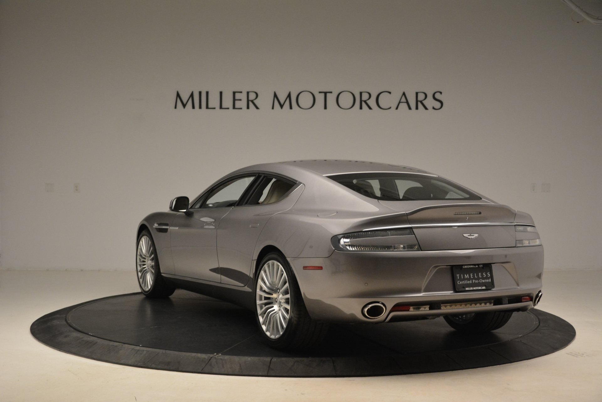 Used 2014 Aston Martin Rapide S  For Sale In Greenwich, CT 2079_p5