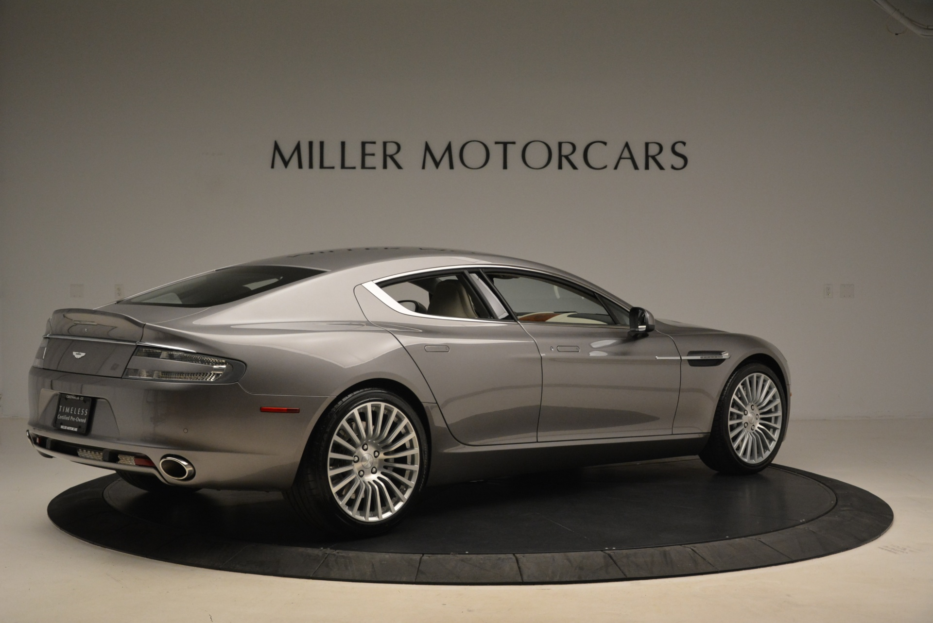 Used 2014 Aston Martin Rapide S  For Sale In Greenwich, CT 2079_p8