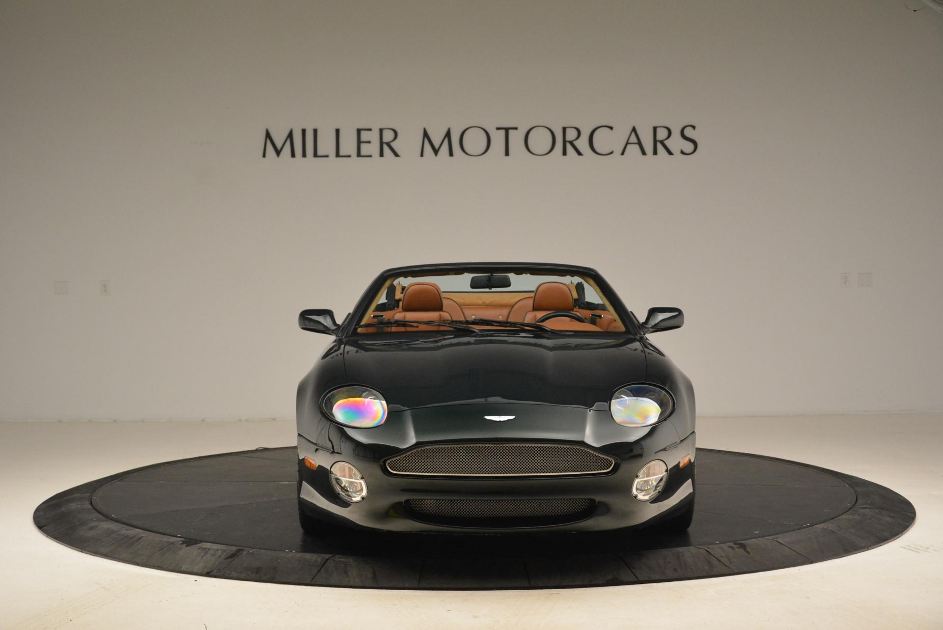 Used 2003 Aston Martin DB7 Vantage Volante For Sale In Greenwich, CT 2084_p12