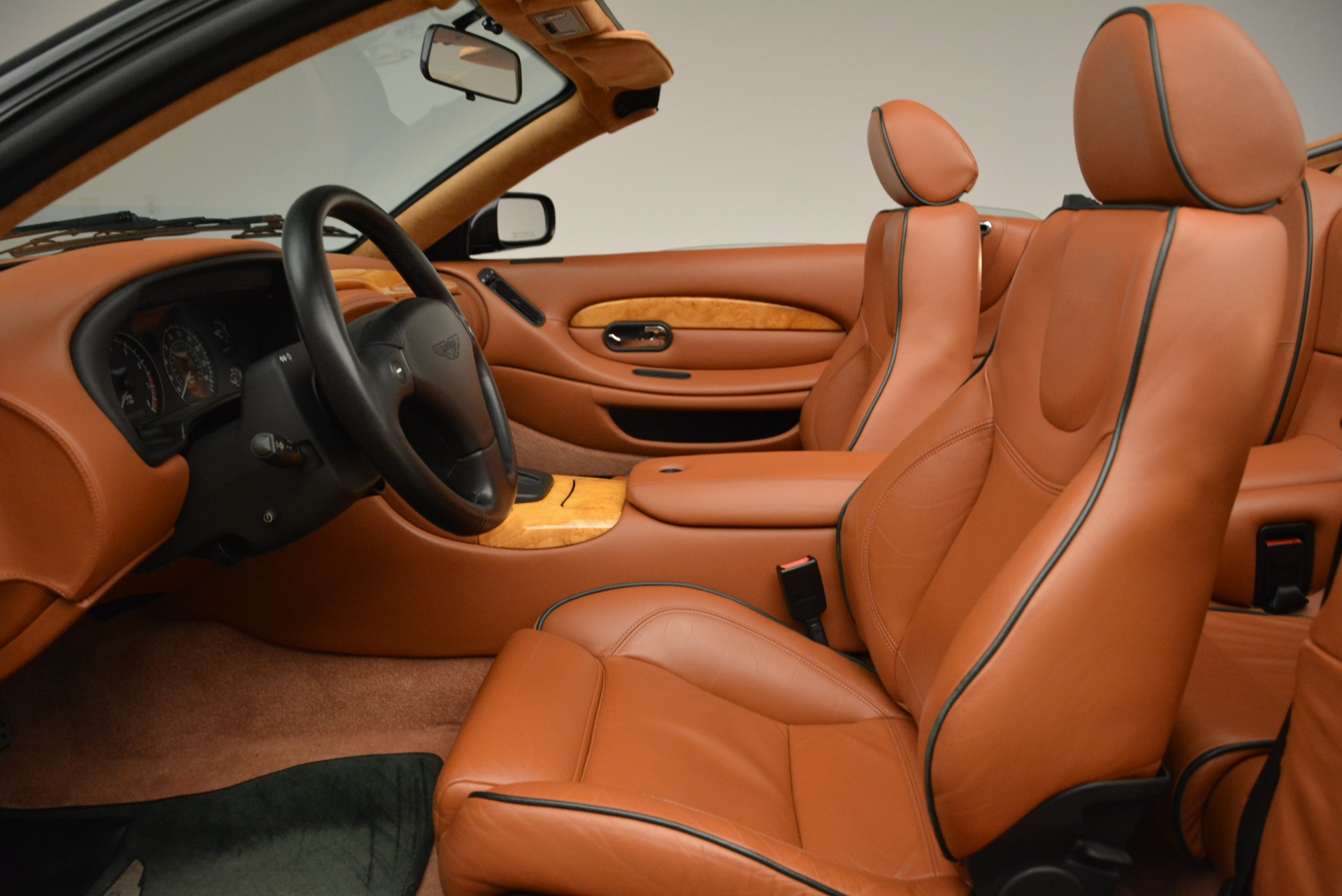 Used 2003 Aston Martin DB7 Vantage Volante For Sale In Greenwich, CT 2084_p23