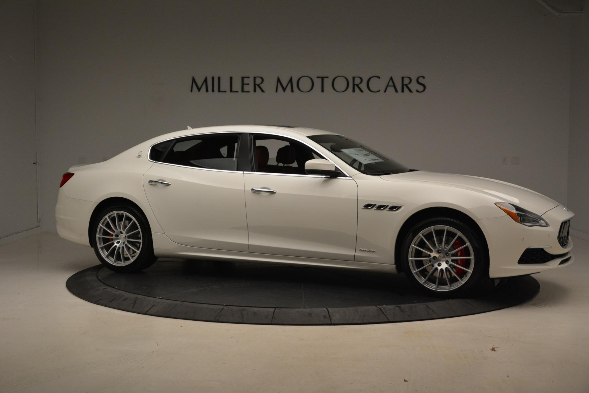 New 2018 Maserati Quattroporte S Q4 GranLusso For Sale In Greenwich, CT 2085_p13