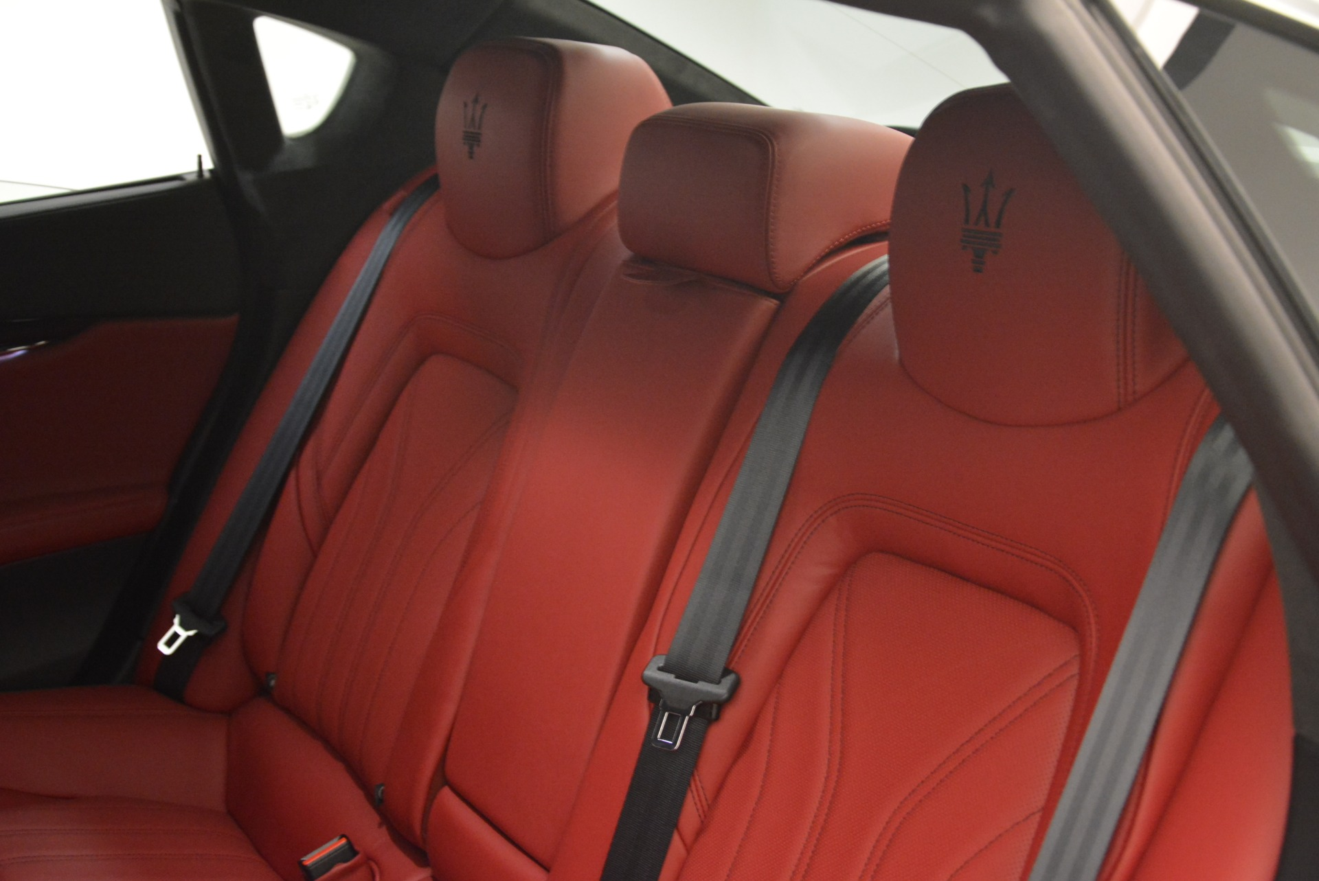 New 2018 Maserati Quattroporte S Q4 GranLusso For Sale In Greenwich, CT 2085_p23