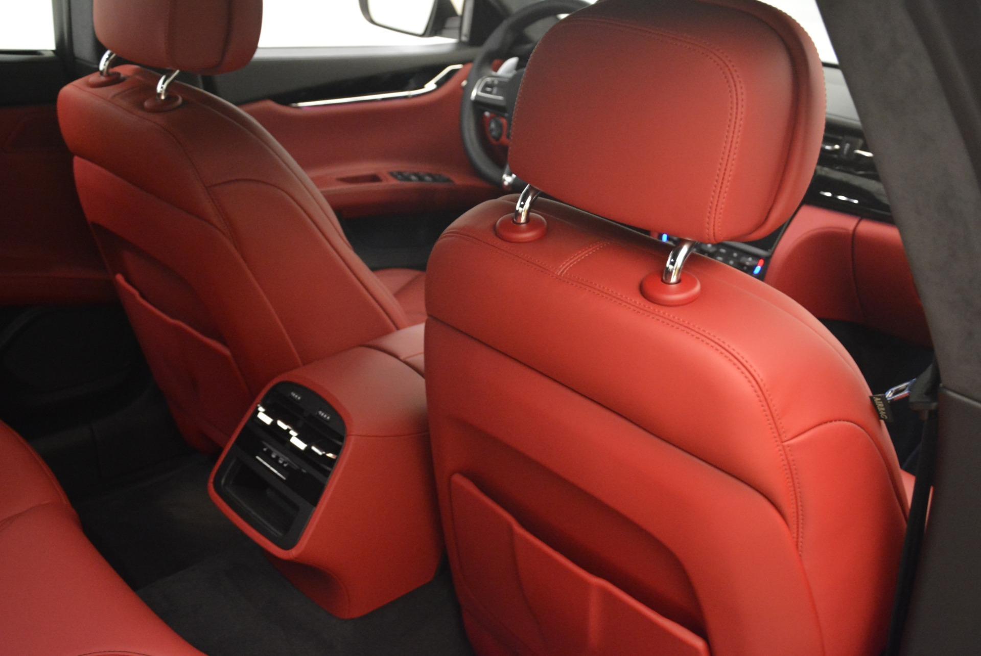 New 2018 Maserati Quattroporte S Q4 GranLusso For Sale In Greenwich, CT 2085_p30