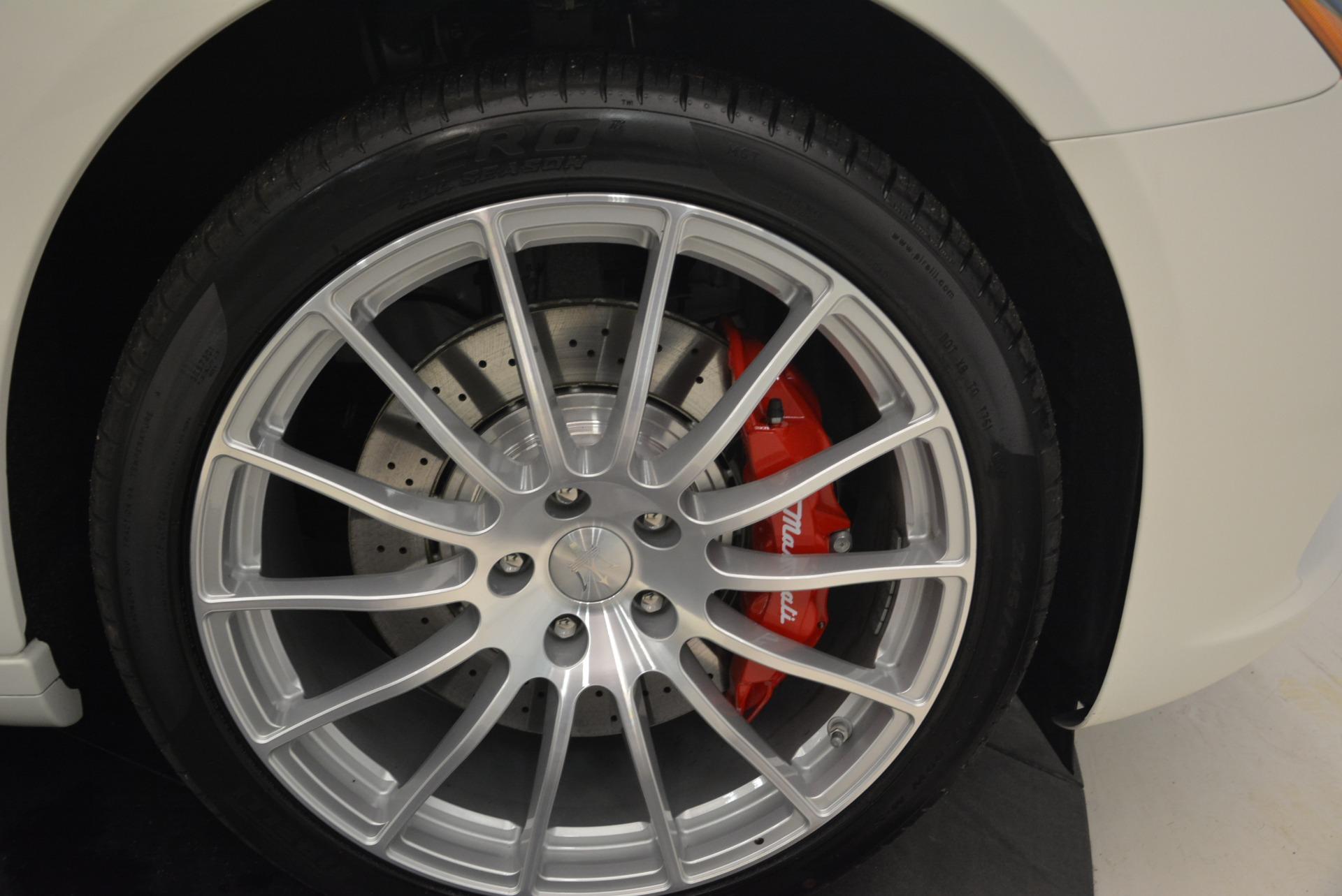 New 2018 Maserati Quattroporte S Q4 GranLusso For Sale In Greenwich, CT 2085_p31