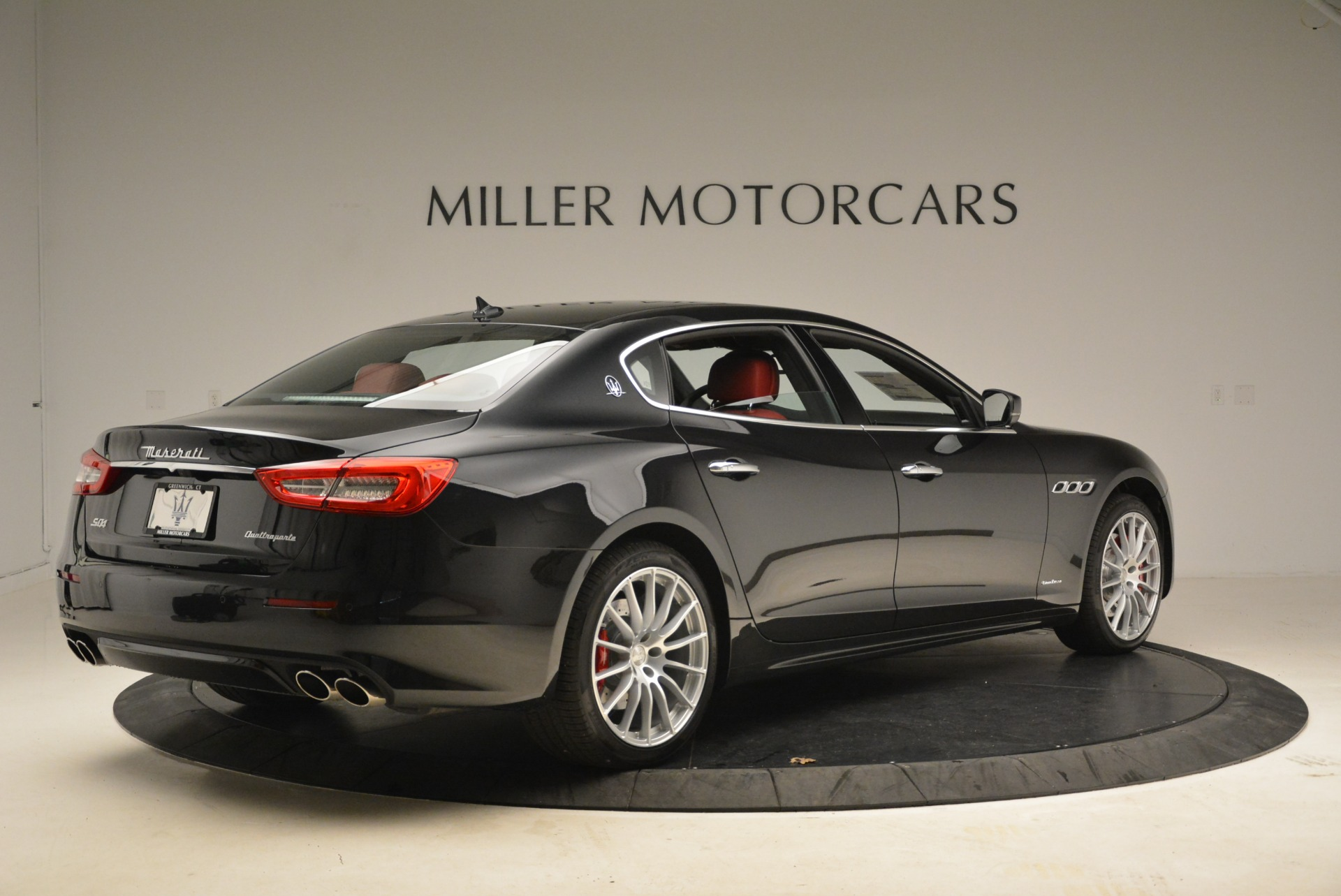 New 2018 Maserati Quattroporte S Q4 GranLusso For Sale In Greenwich, CT 2088_p10