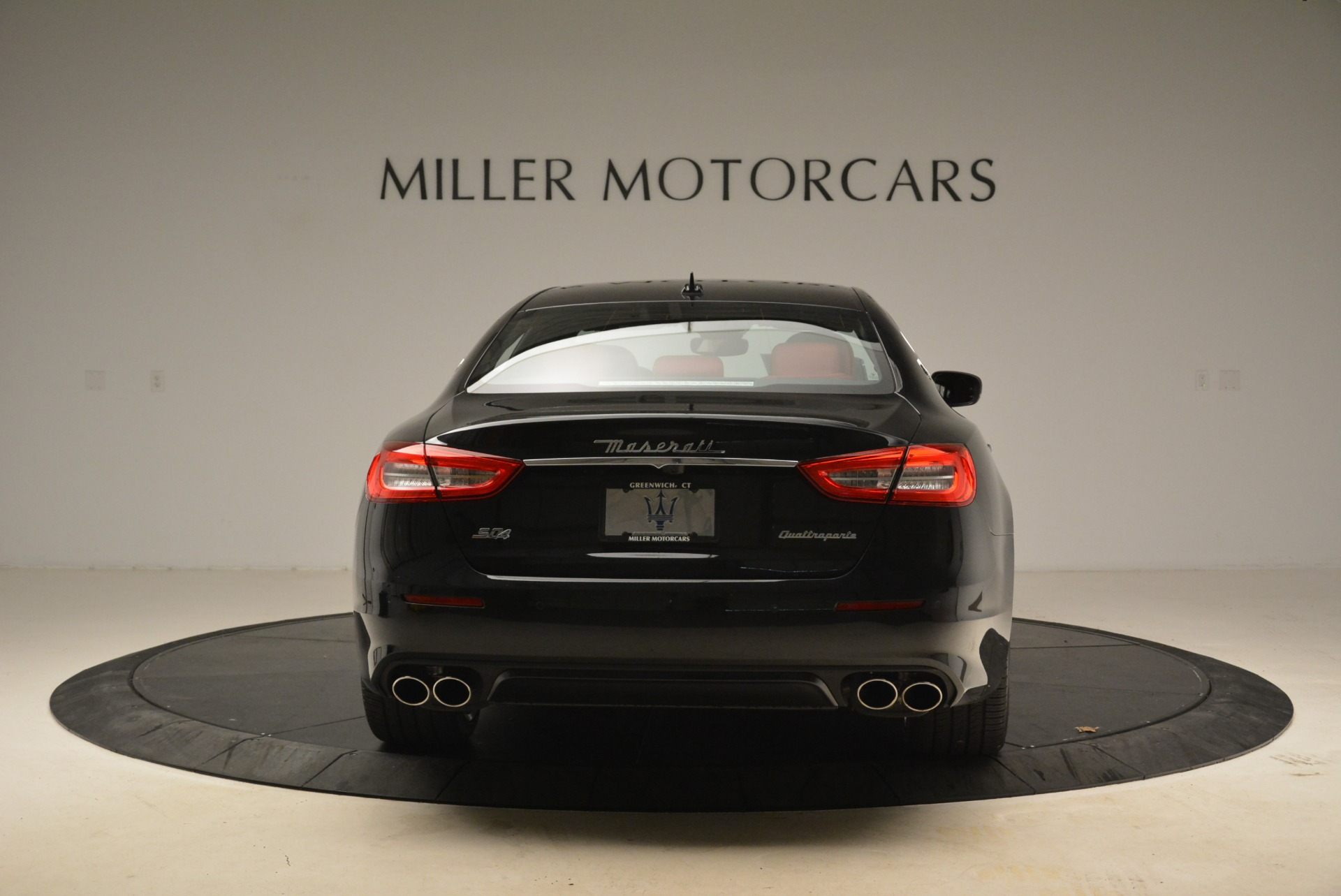 New 2018 Maserati Quattroporte S Q4 GranLusso For Sale In Greenwich, CT 2088_p8