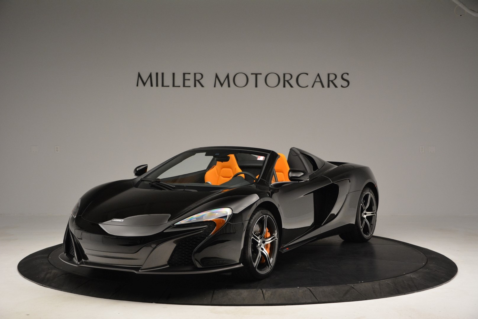 Used 2015 McLaren 650S Spider For Sale In Greenwich, CT 2089_main