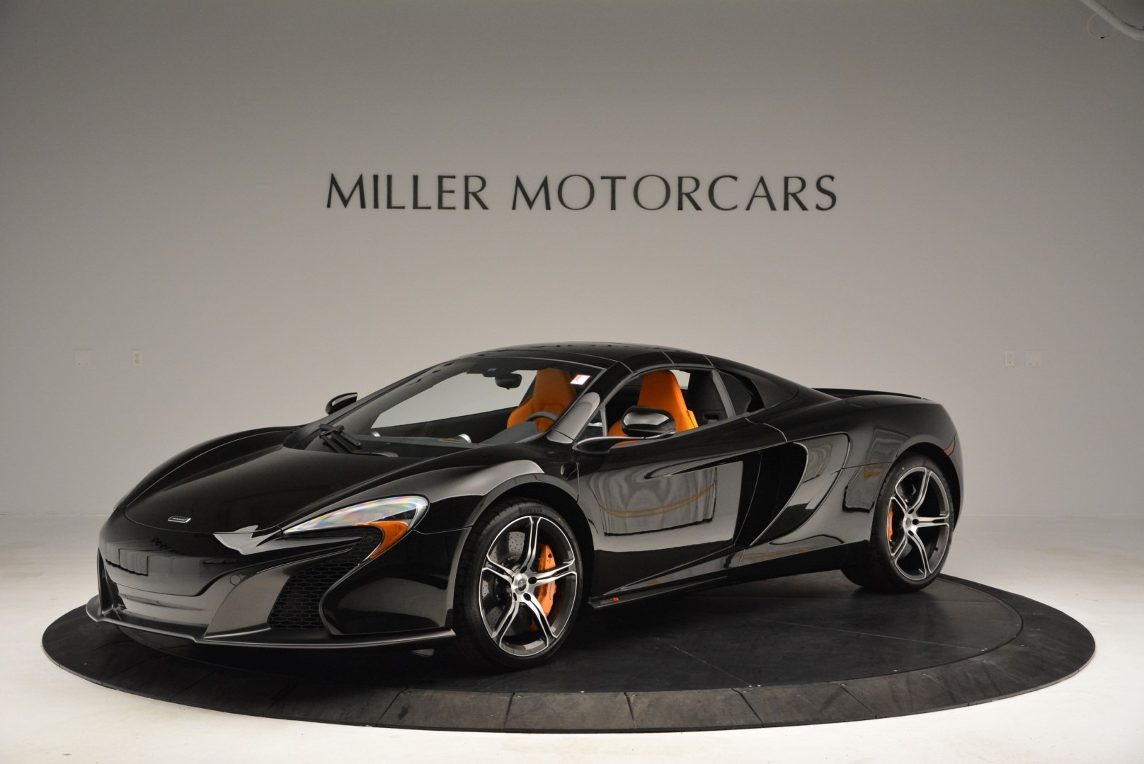 Used 2015 McLaren 650S Spider For Sale In Greenwich, CT 2089_p14