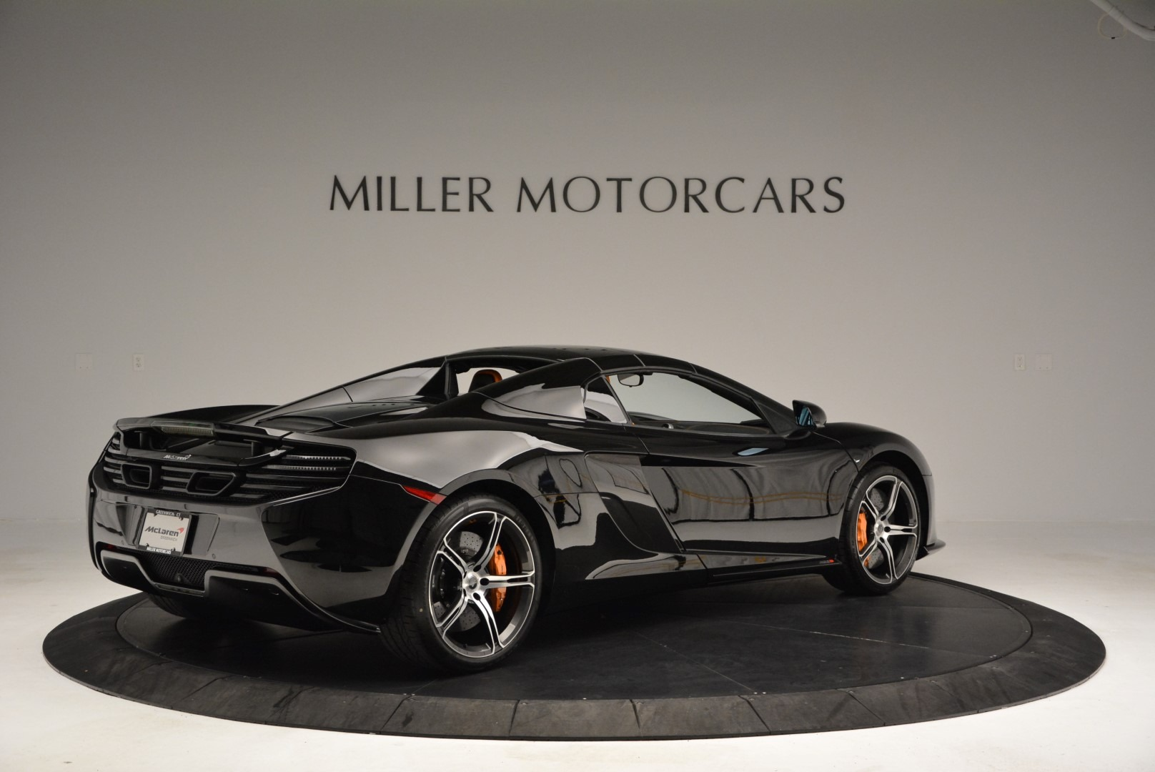 Used 2015 McLaren 650S Spider For Sale In Greenwich, CT 2089_p18