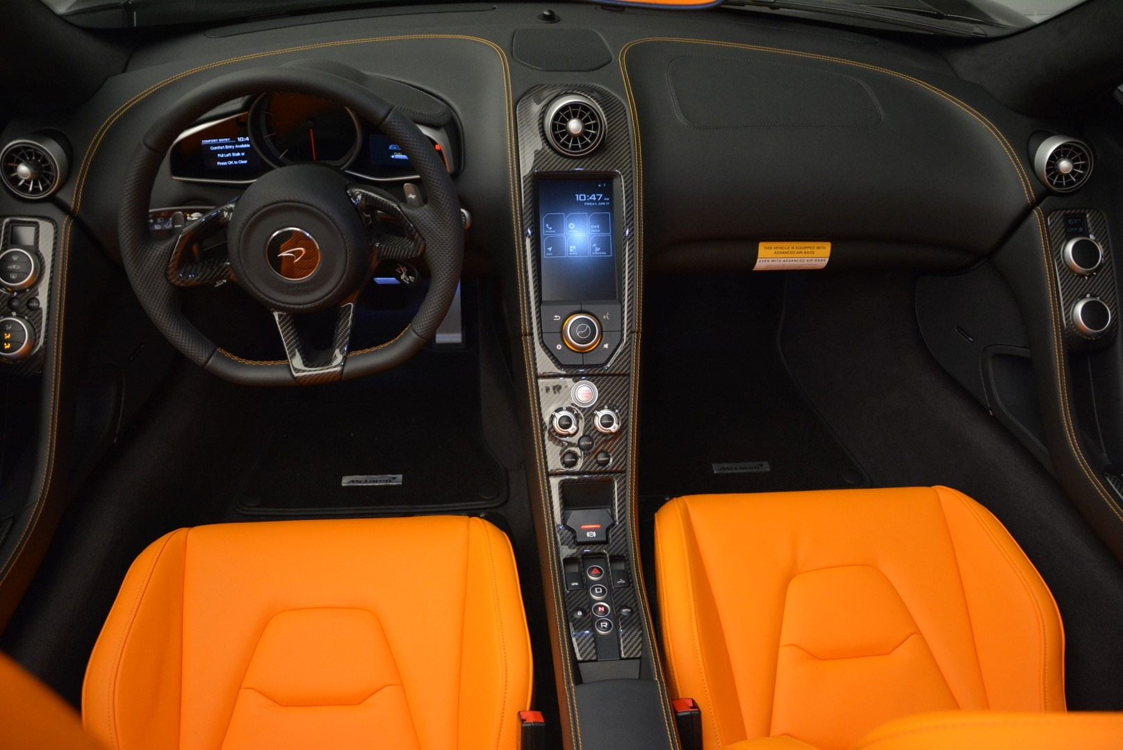 Used 2015 McLaren 650S Spider For Sale In Greenwich, CT 2089_p22