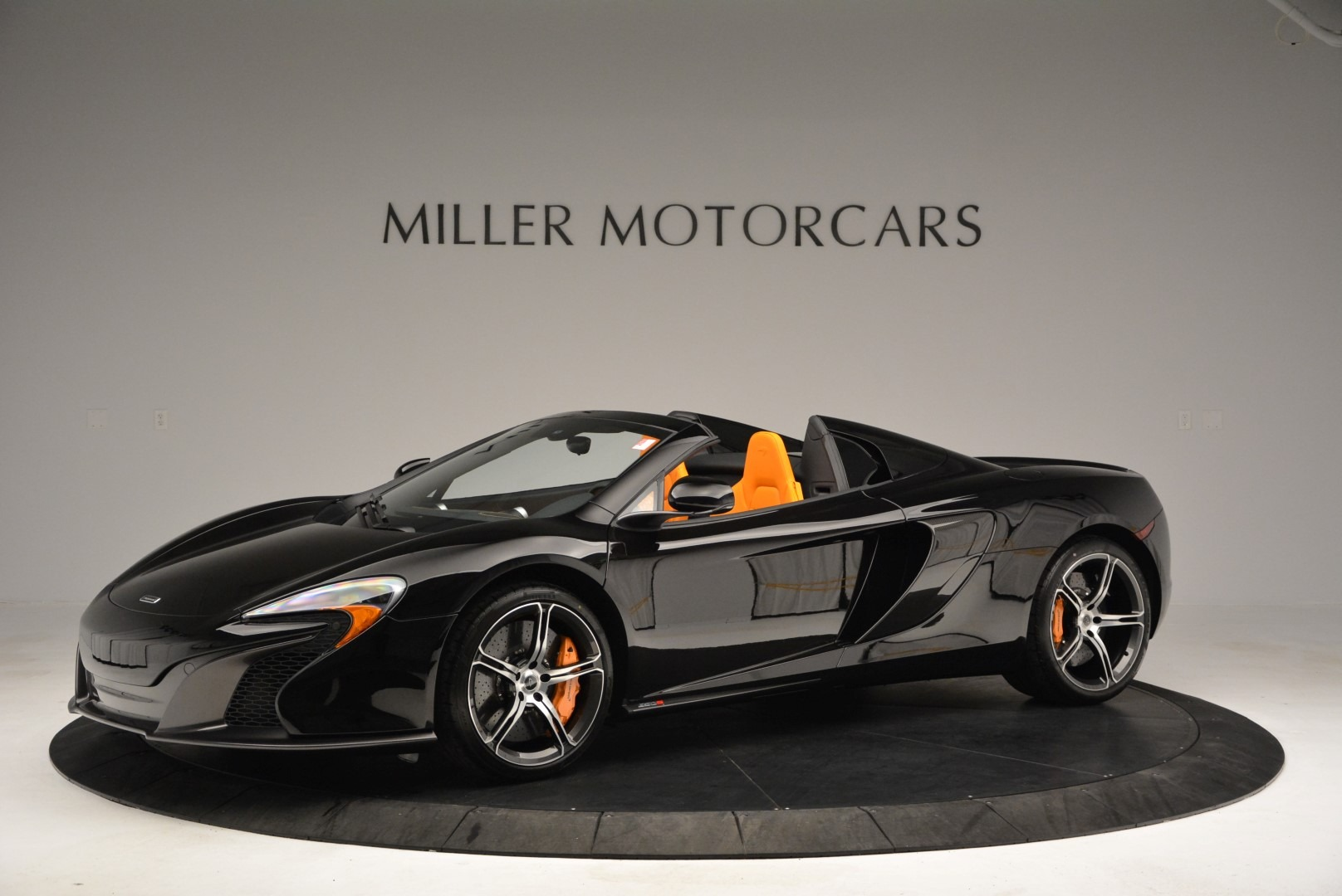 Used 2015 McLaren 650S Spider For Sale In Greenwich, CT 2089_p2