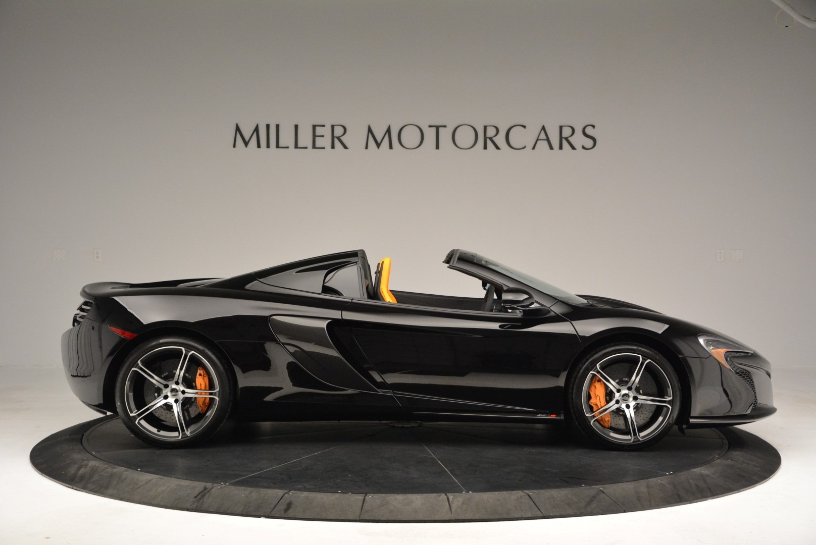 Used 2015 McLaren 650S Spider For Sale In Greenwich, CT 2089_p9