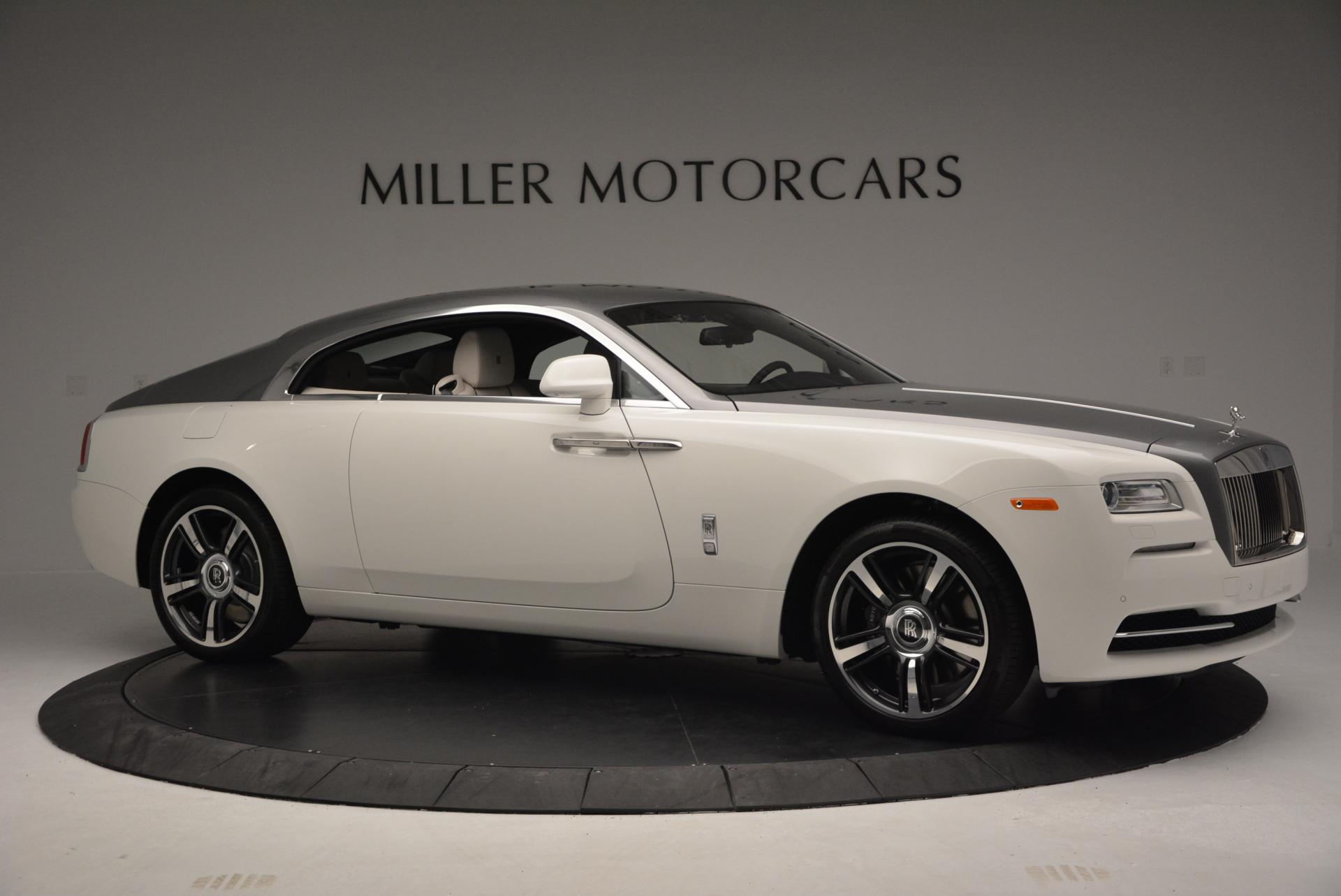 Used 2016 Rolls-Royce Wraith  For Sale In Greenwich, CT 209_p10