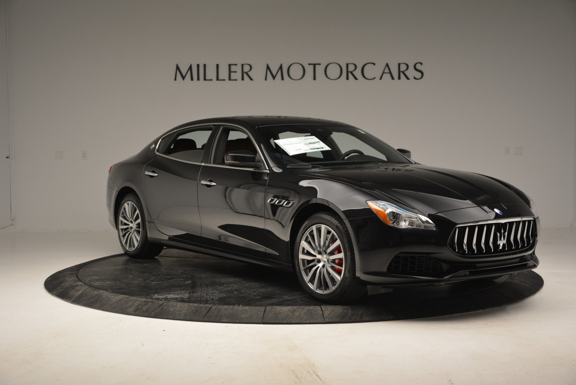 New 2018 Maserati Quattroporte S Q4 For Sale In Greenwich, CT 2091_p11