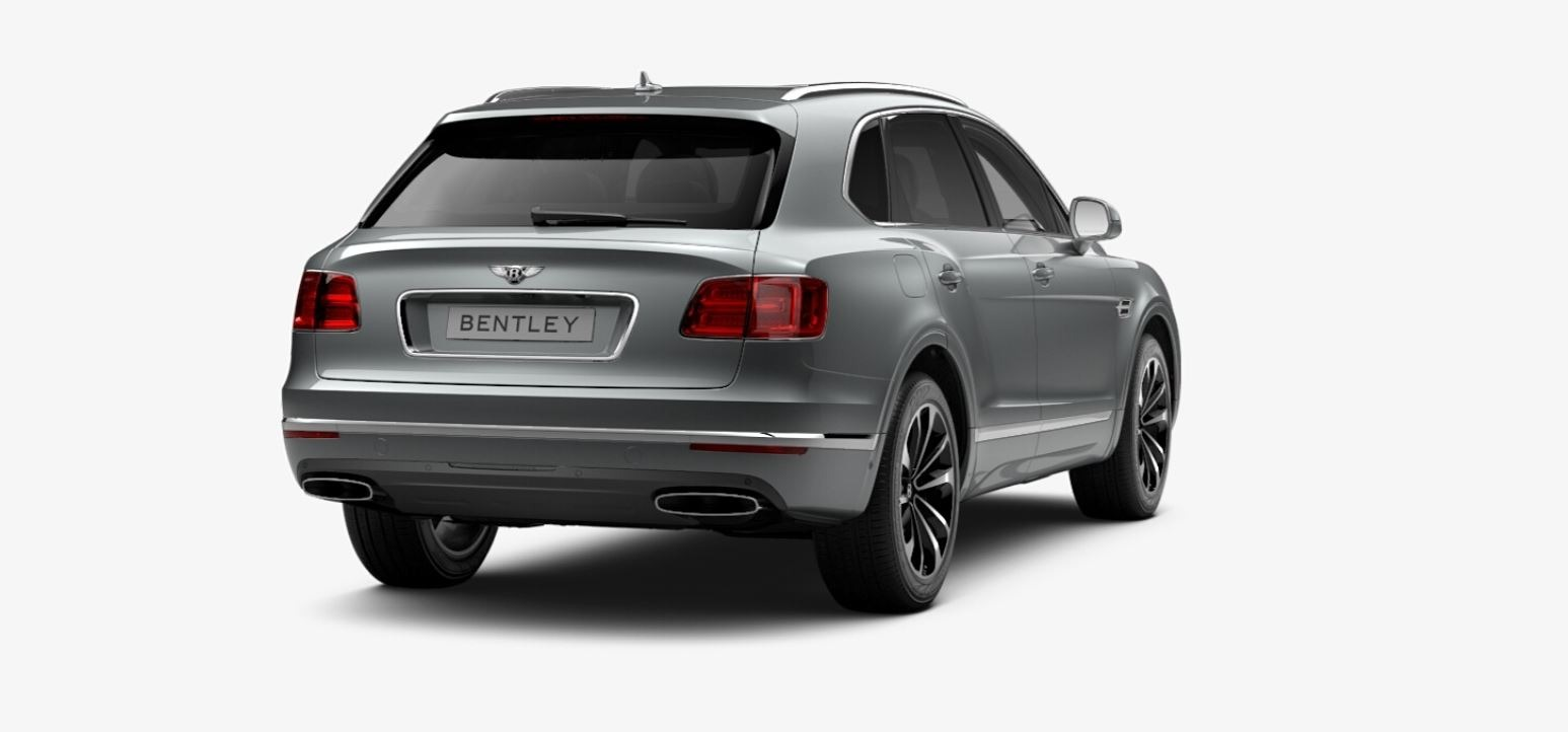 Used 2018 Bentley Bentayga Signature For Sale In Greenwich, CT 2094_p3