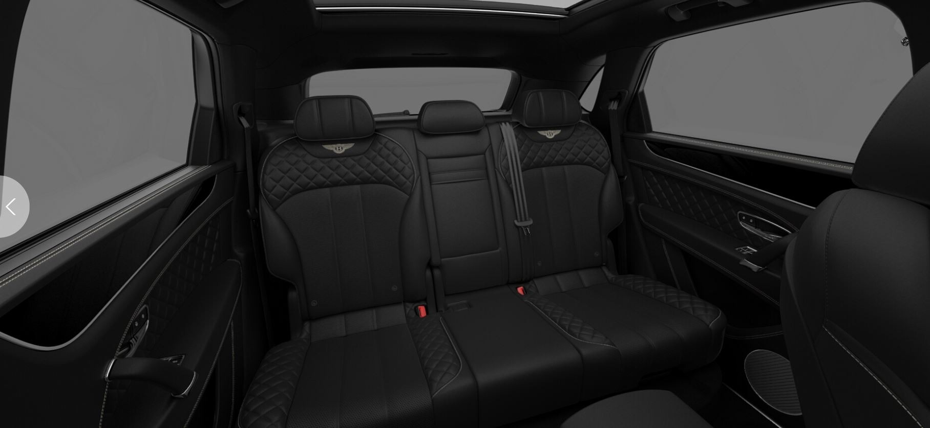 Used 2018 Bentley Bentayga Signature For Sale In Greenwich, CT 2094_p9