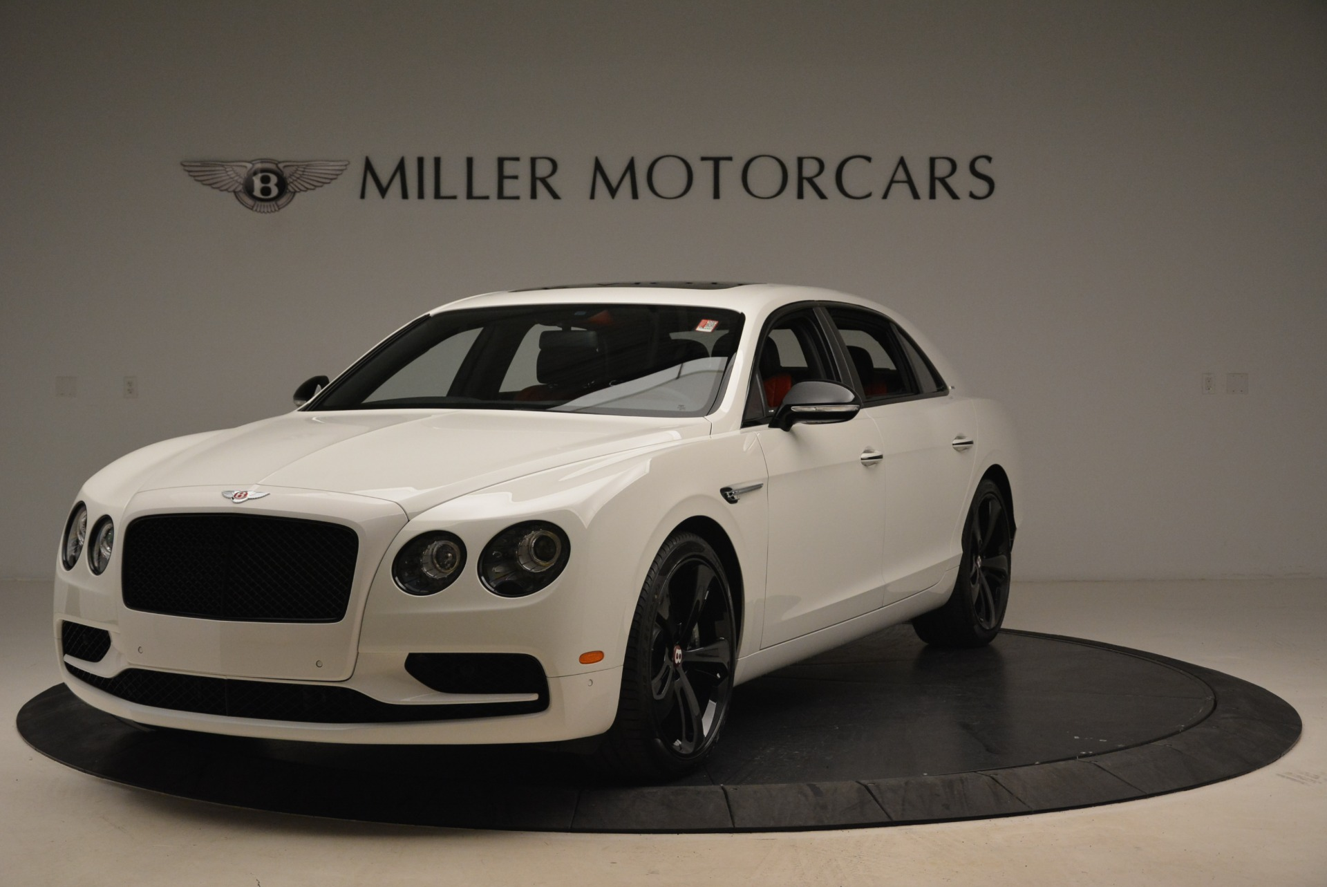 Used 2018 Bentley Flying Spur V8 S Black Edition For Sale In Greenwich, CT