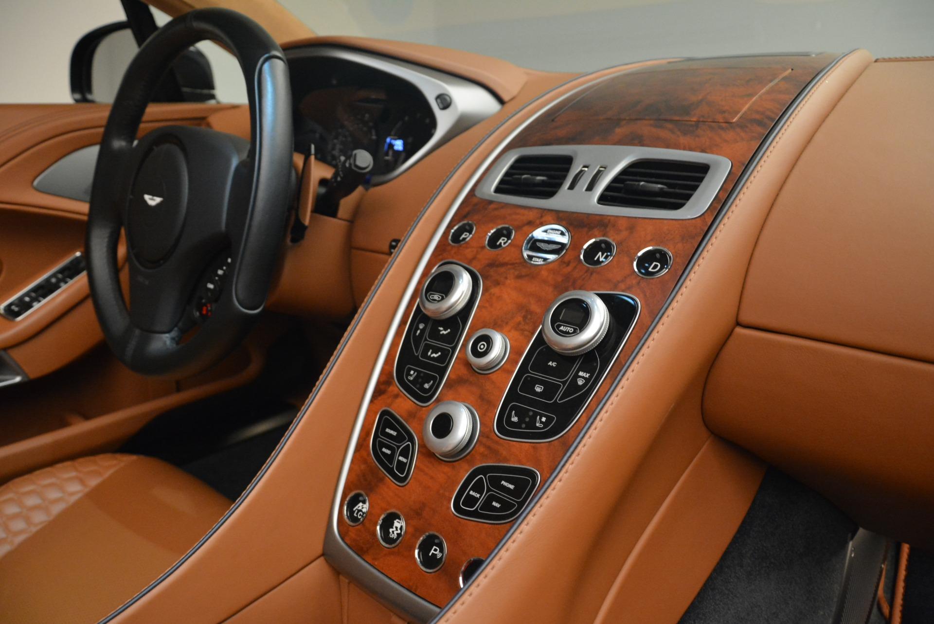 Used 2014 Aston Martin Vanquish Volante For Sale In Greenwich, CT 2097_p26
