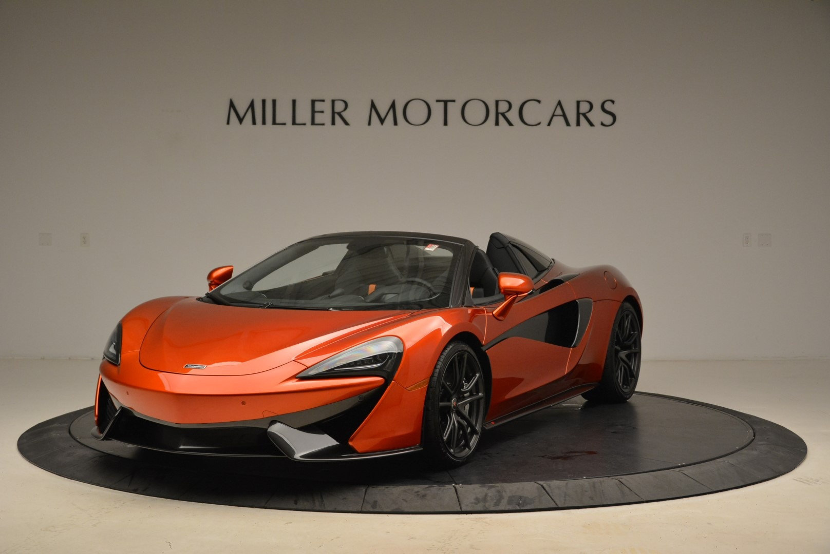 New 2018 McLaren 570S Spider For Sale In Greenwich, CT 2098_main