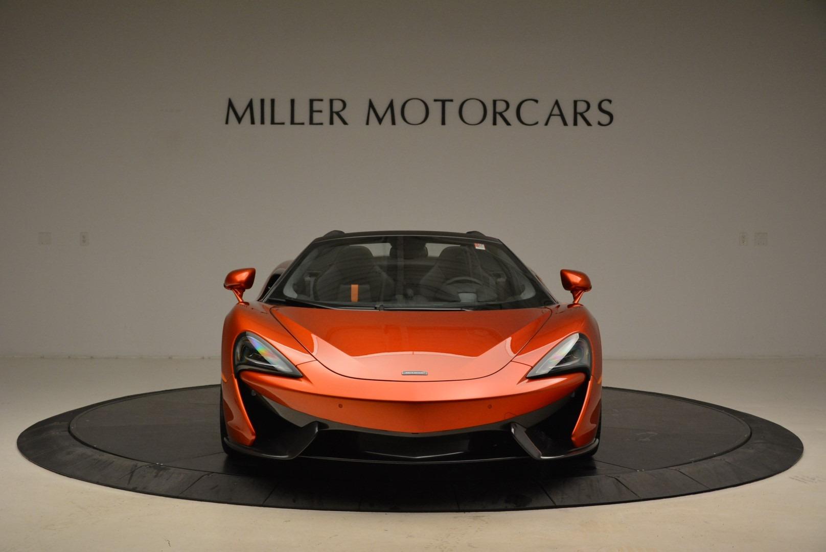 New 2018 McLaren 570S Spider For Sale In Greenwich, CT 2098_p12