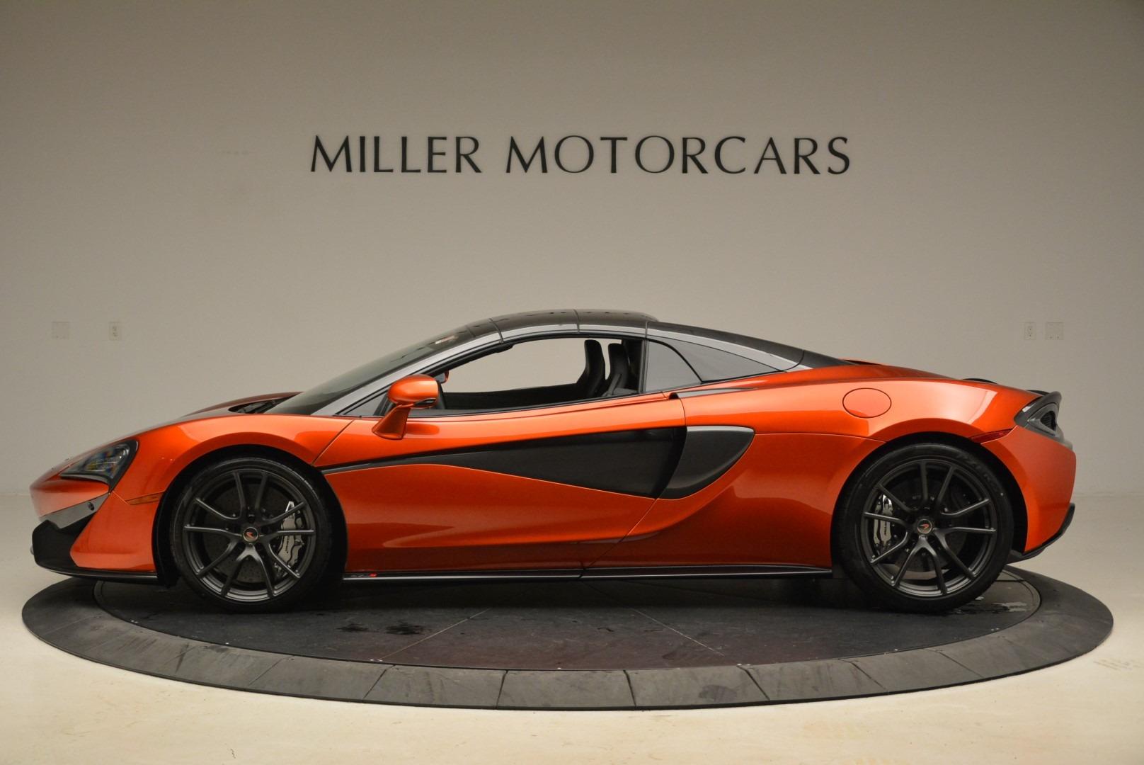 New 2018 McLaren 570S Spider For Sale In Greenwich, CT 2098_p16
