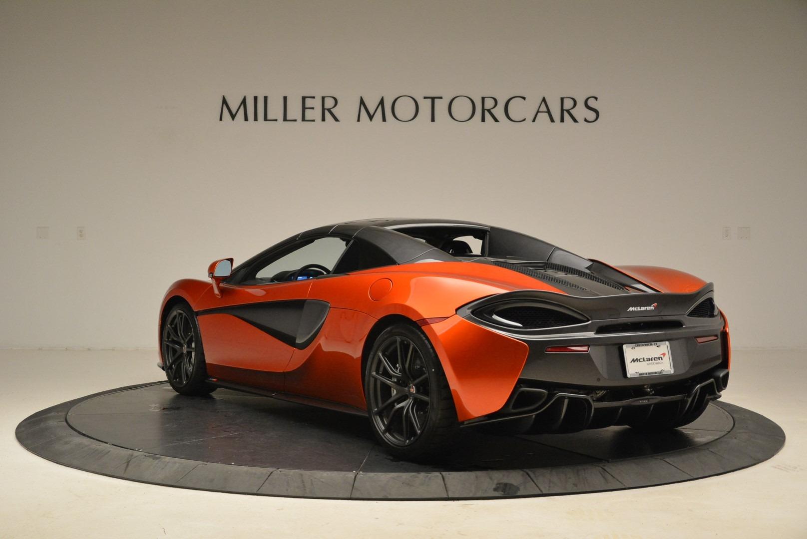 New 2018 McLaren 570S Spider For Sale In Greenwich, CT 2098_p17
