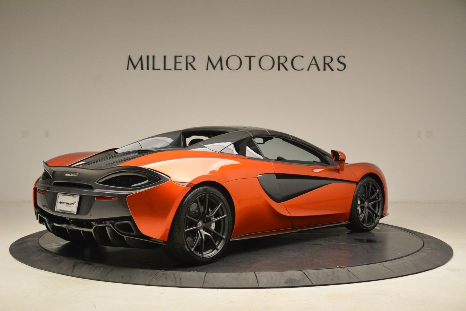 New 2018 McLaren 570S Spider For Sale In Greenwich, CT 2098_p19