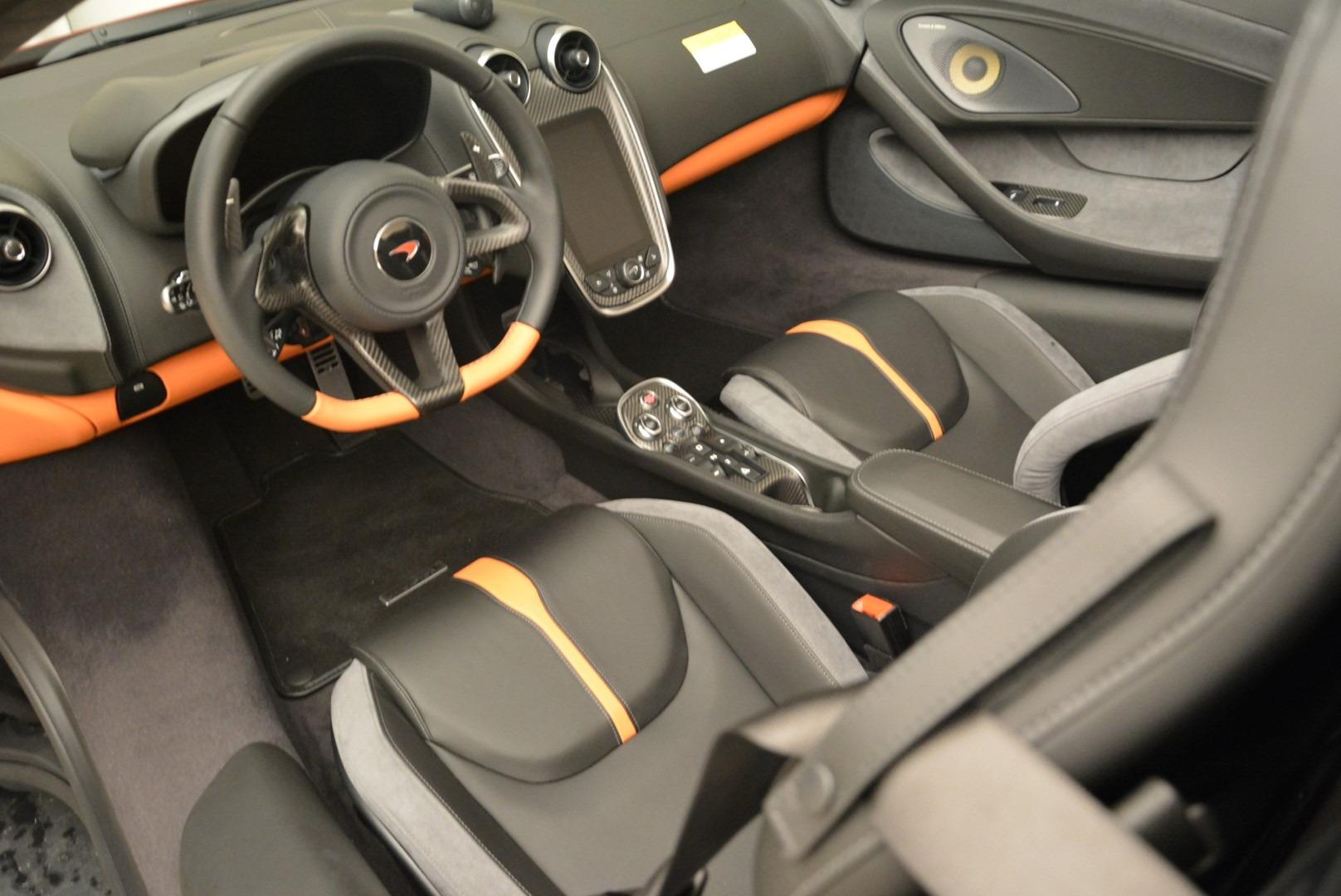 New 2018 McLaren 570S Spider For Sale In Greenwich, CT 2098_p25