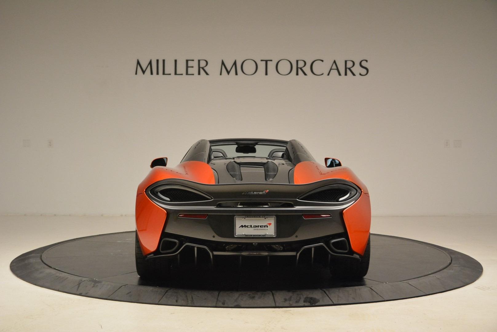 New 2018 McLaren 570S Spider For Sale In Greenwich, CT 2098_p6