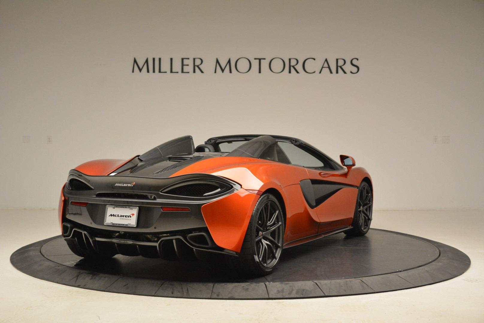 New 2018 McLaren 570S Spider For Sale In Greenwich, CT 2098_p7