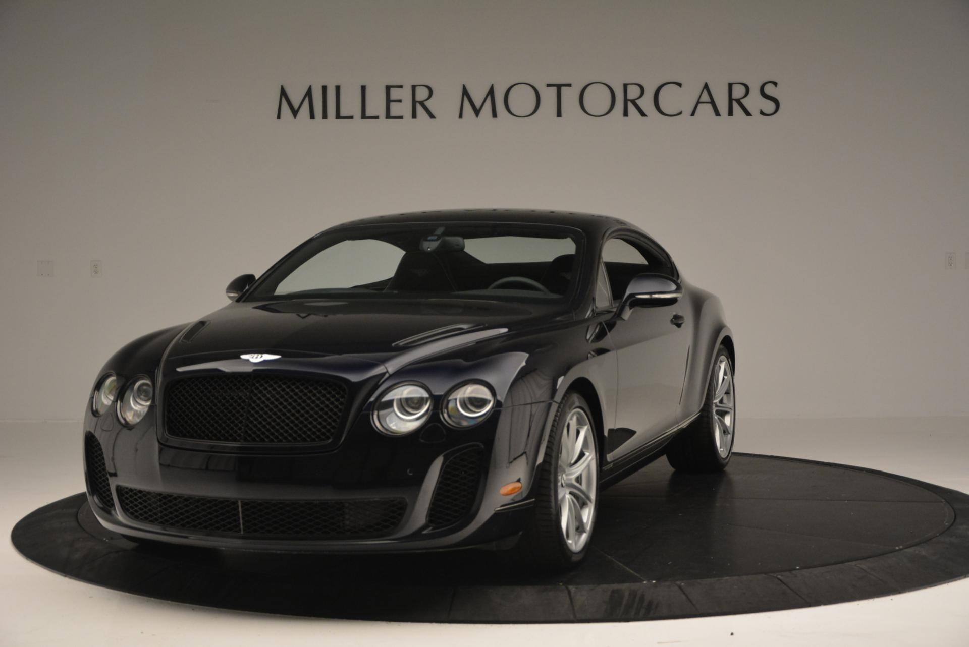 Used 2010 Bentley Continental Supersports  For Sale In Greenwich, CT 21_main