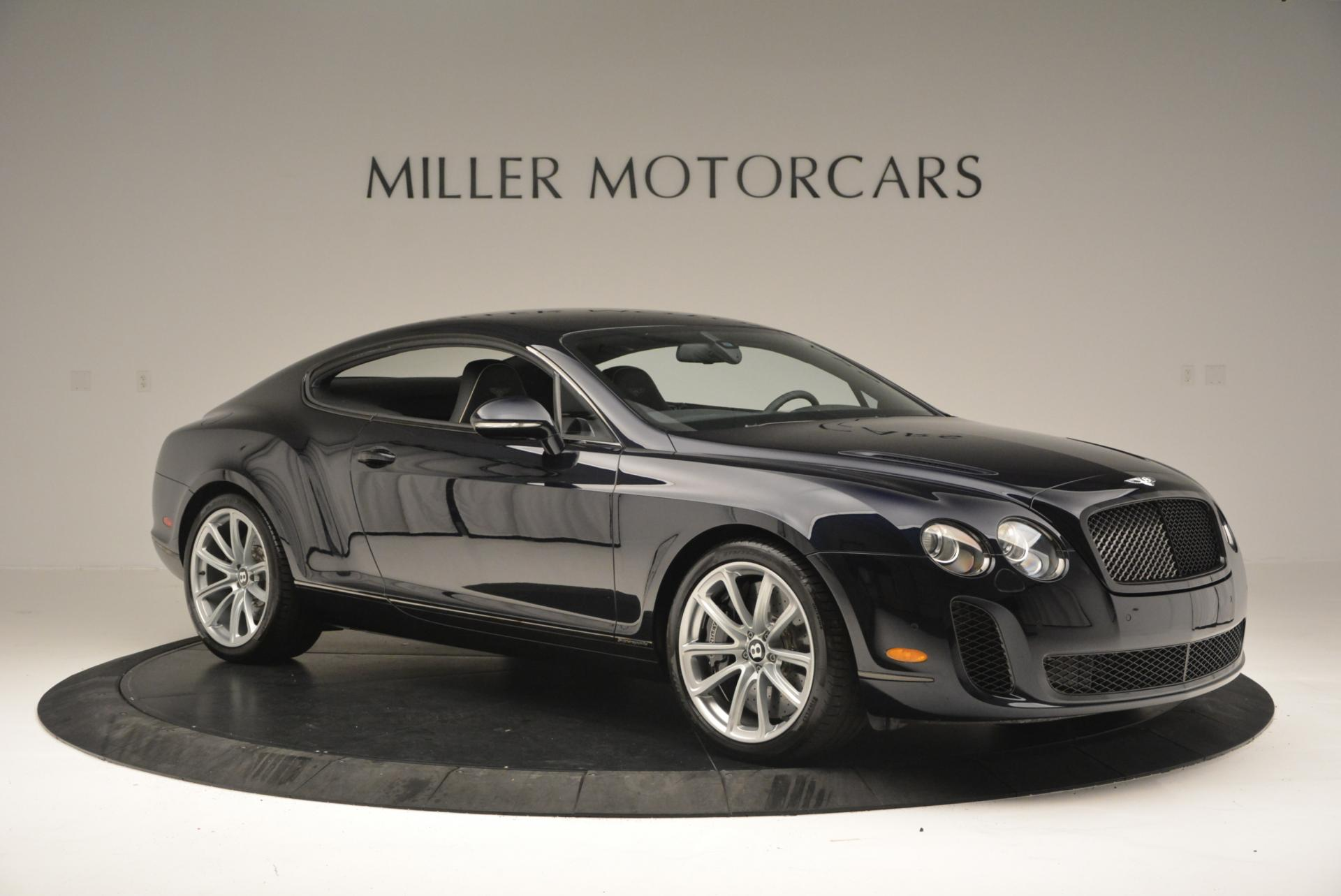 Used 2010 Bentley Continental Supersports  For Sale In Greenwich, CT 21_p10