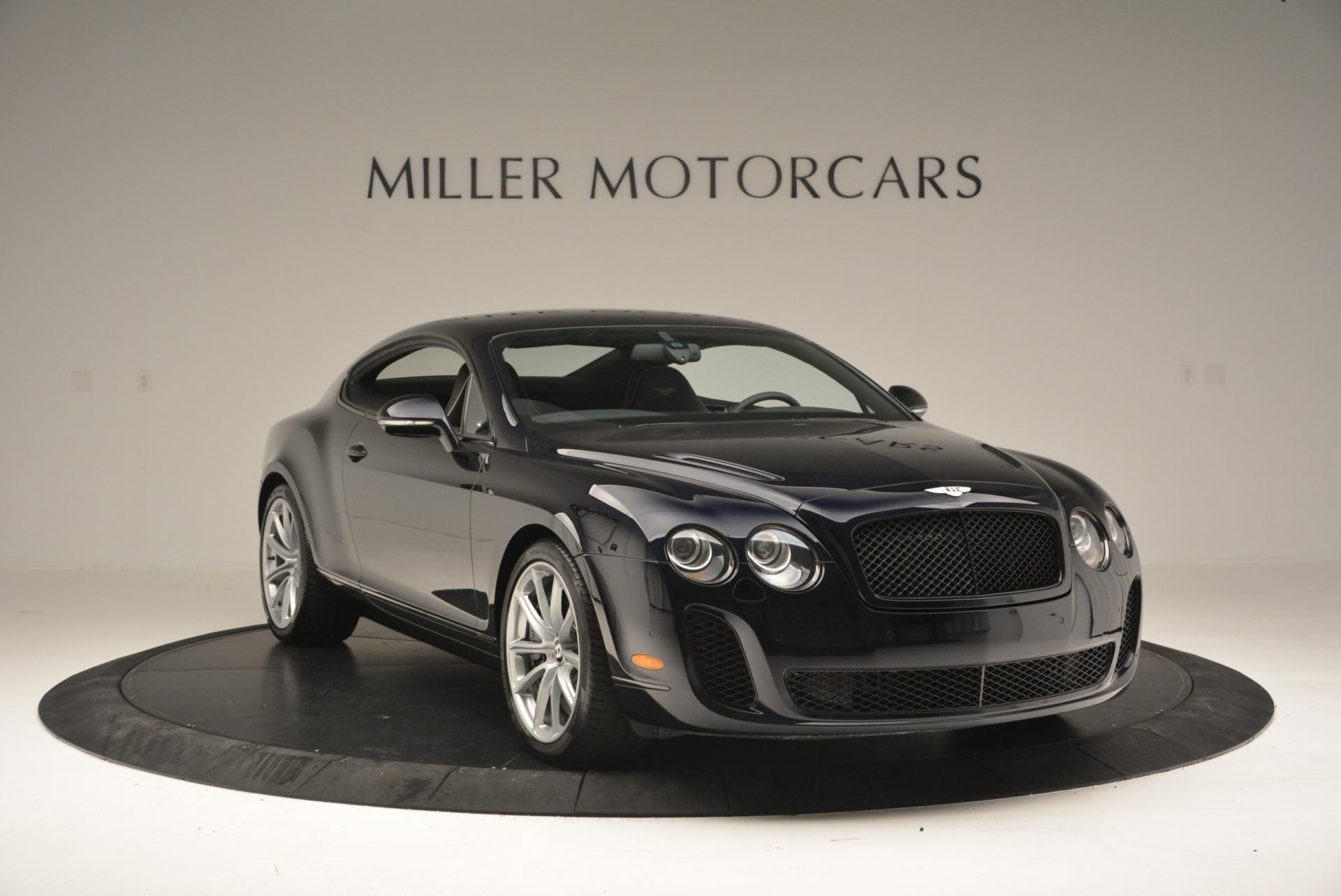 Used 2010 Bentley Continental Supersports  For Sale In Greenwich, CT 21_p11