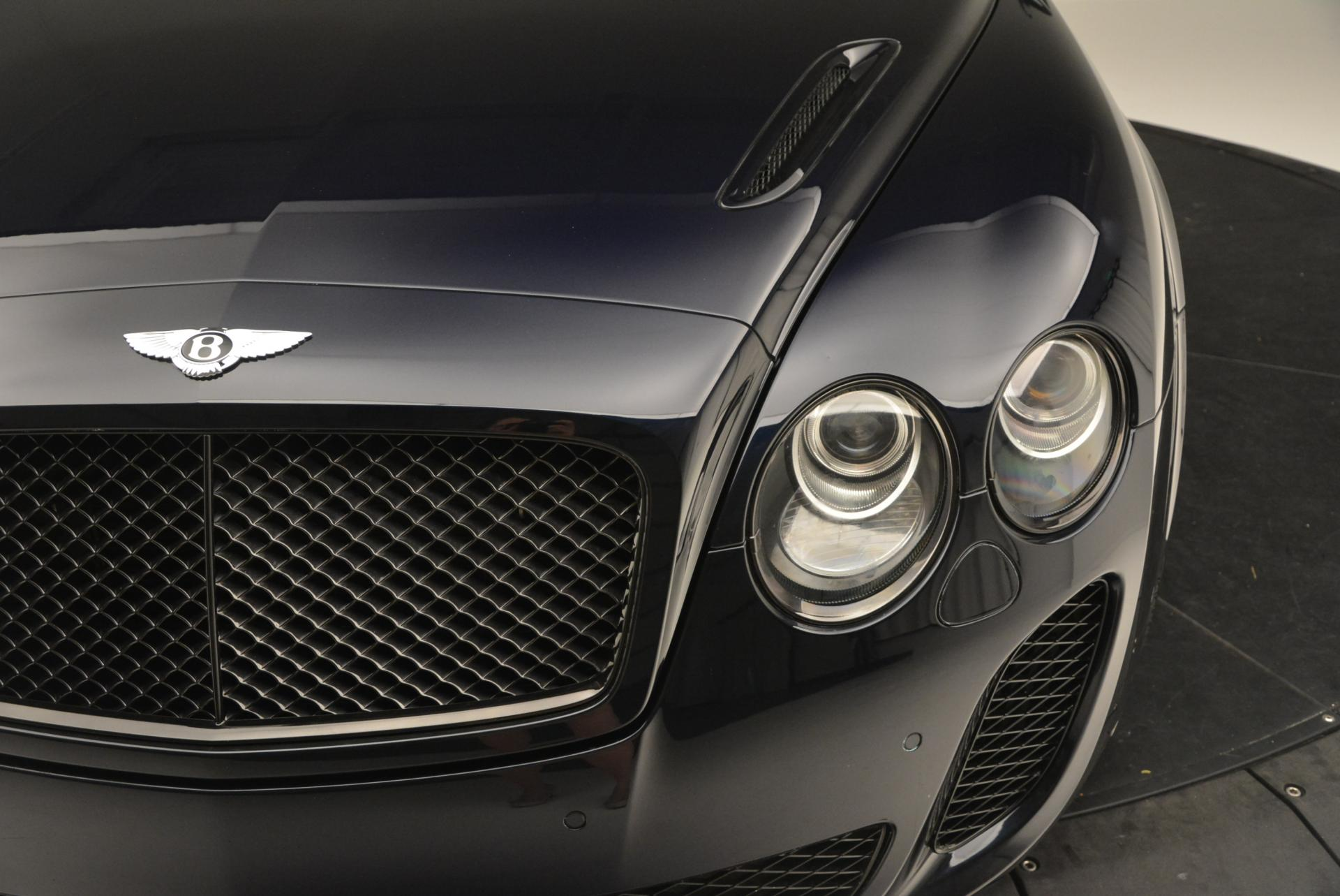 Used 2010 Bentley Continental Supersports  For Sale In Greenwich, CT 21_p14