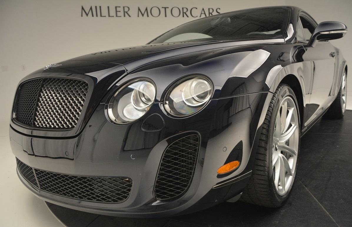 Used 2010 Bentley Continental Supersports  For Sale In Greenwich, CT 21_p15