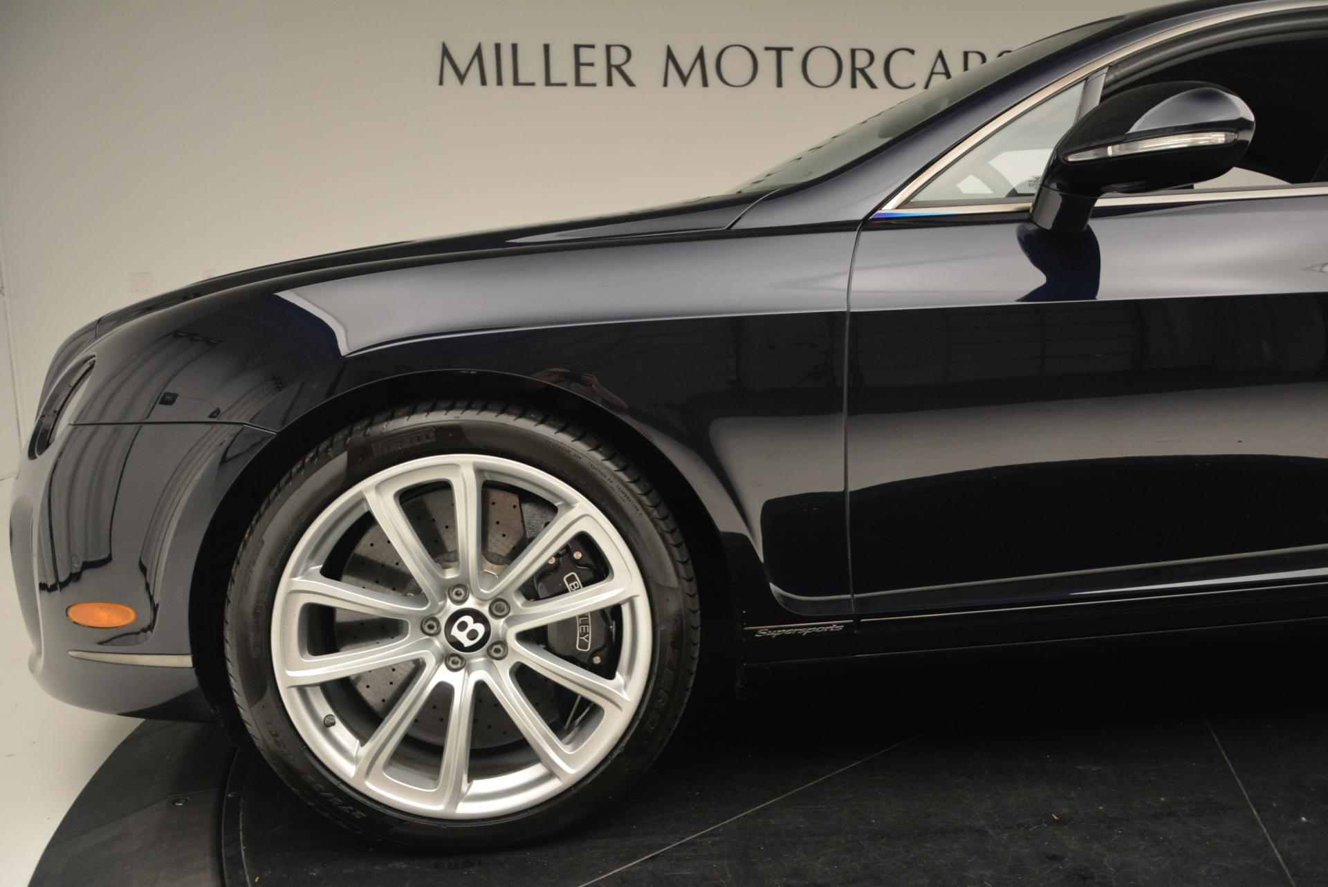 Used 2010 Bentley Continental Supersports  For Sale In Greenwich, CT 21_p18